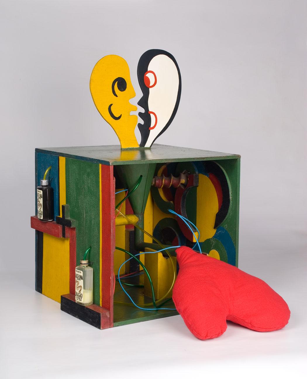 Teresinha Soares, Caixa de fazer amor, 1968, objeto
