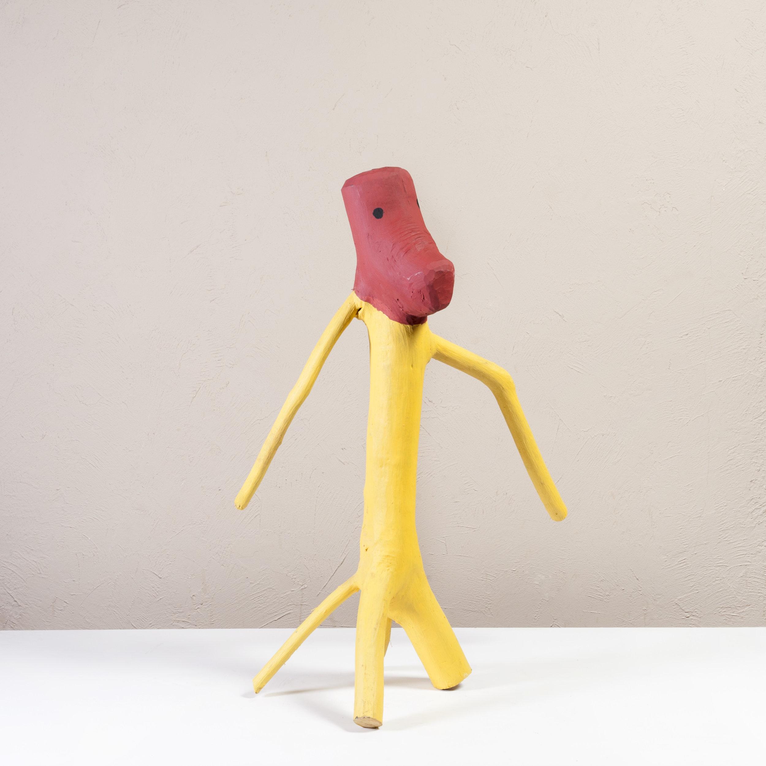 Véio, escultura