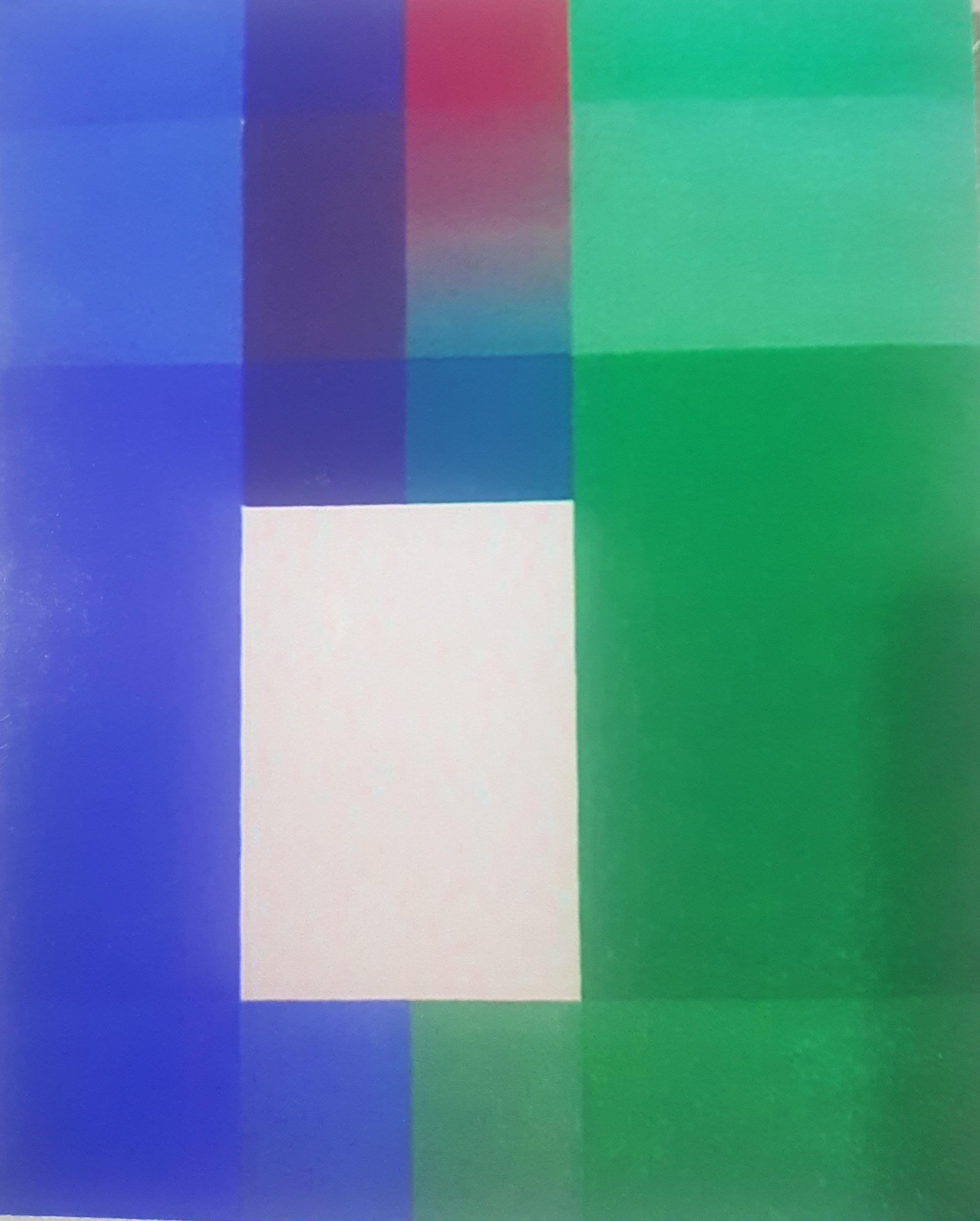 JoséMaria Dias da Cruz, Sem título, óleo sobre tela, 50 x 60 cm