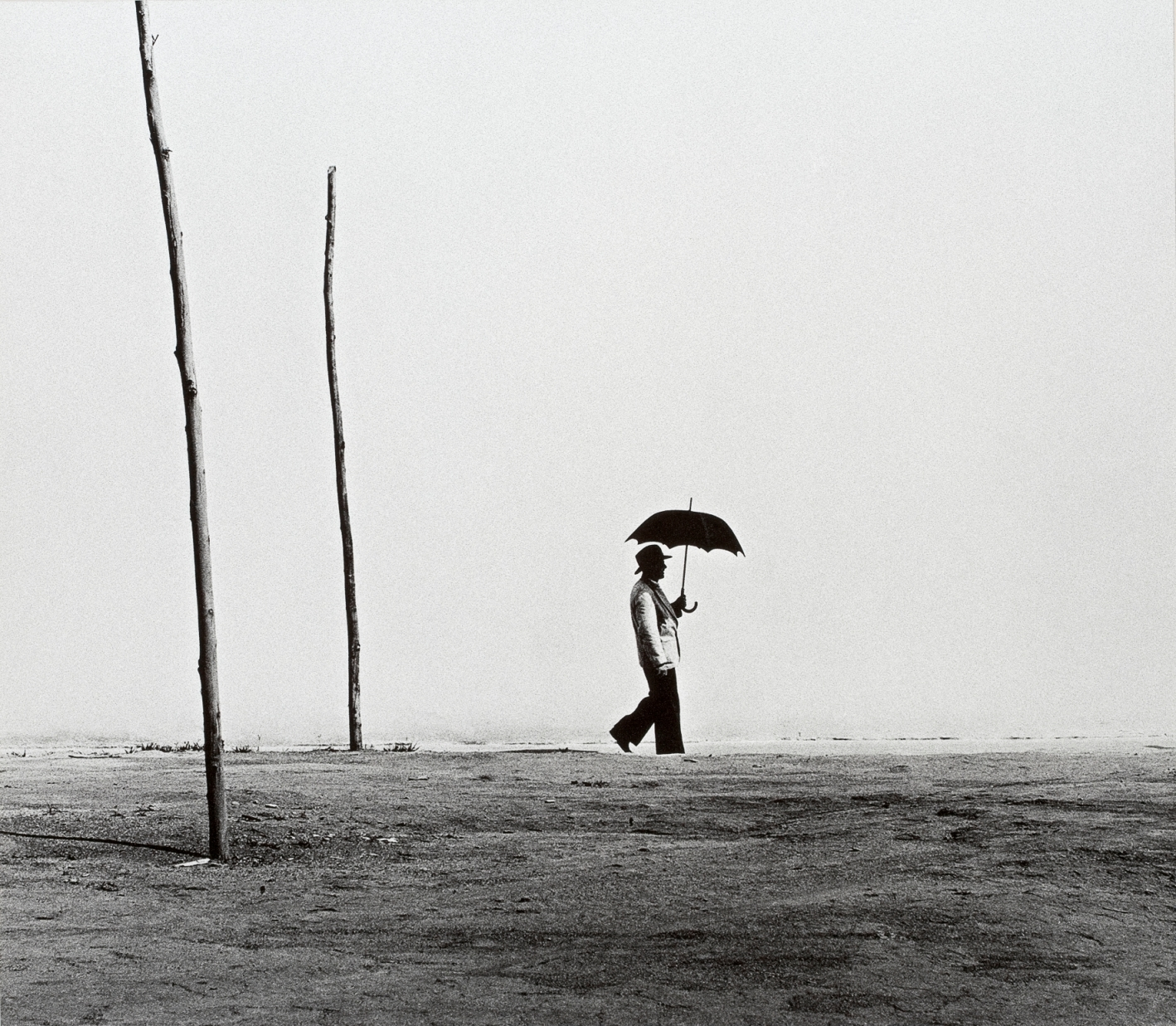 German Lorca, Homem Guarda-Chuva