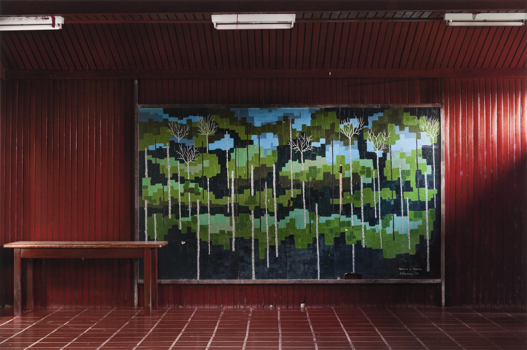 Romy Pocztaruk, A última aventura de Emílio Médici, 2011, série A última aventura, fotografia digital, impressão digital feita sobre papel de algodão - Acervo da Pinacoteca de São Paulo