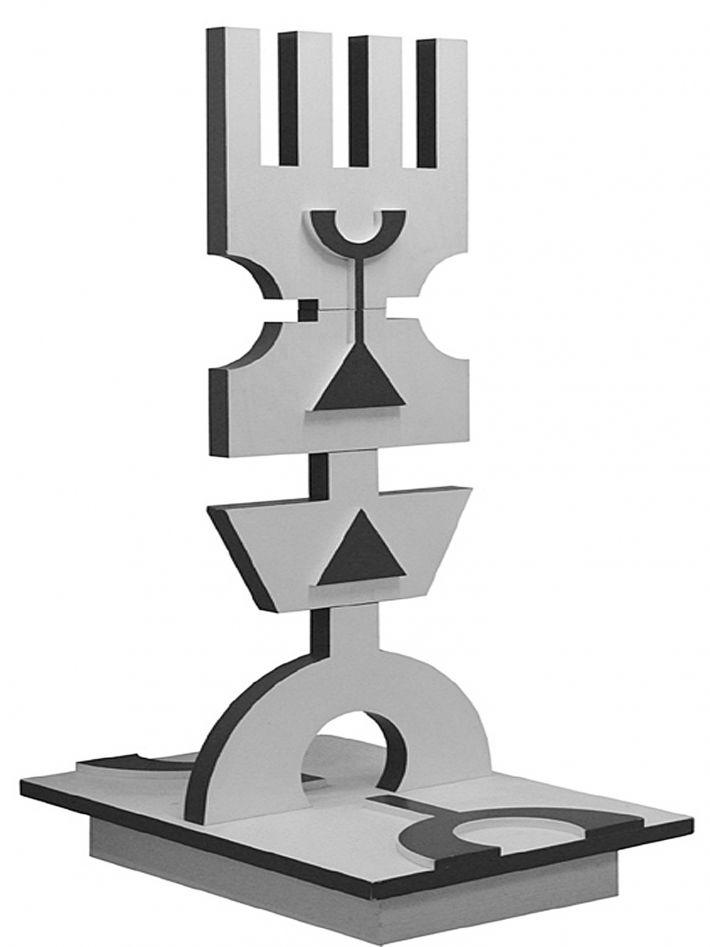 Rubem Valentim, escultura