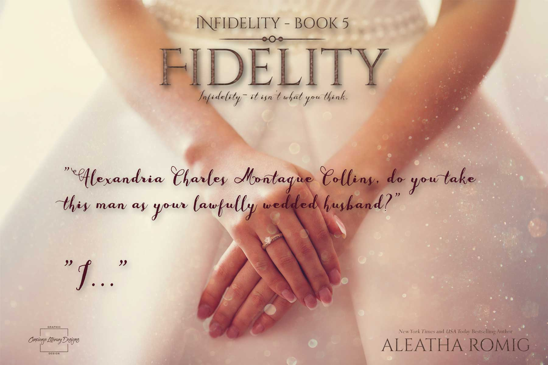 Fidelity by Aleatha Romig-Infidelity Book 5 — White Hot Reads