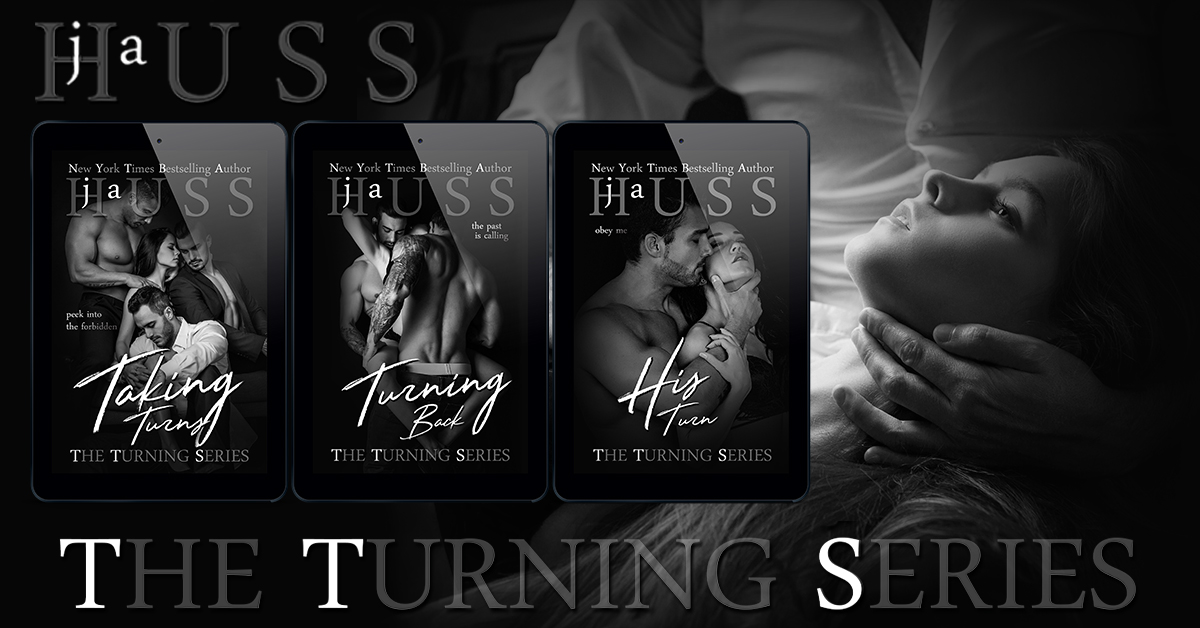 PURCHASE LINKS:   Amazon US  ~  Amazon UK  ~  Amazon CA  ~  Amazon AU  ~  B&N  ~  Kobo  ~  iBooks   ~     ALSO AVAILABLE IN THE TURNING SERIES    #1 Taking Turns:   Amazon US  ~  Amazon UK  ~  Amazon CA  ~  Amazon AU  ~  B&N  ~  Kobo  ~  iBooks    COMING SOON    #3 His Turn – releasing July 4, 2017 :   Amazon US  ~  Amazon UK  ~  Amazon CA  ~  Amazon AU  ~  B&N  ~  Kobo  ~  iBooks