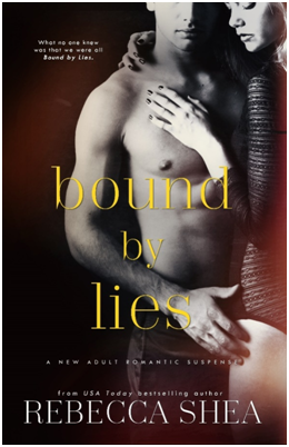 BOUND BY LIES     Amazon     |           Barnes & Noble     |           iBooks     |         Kobo     |         Google Play