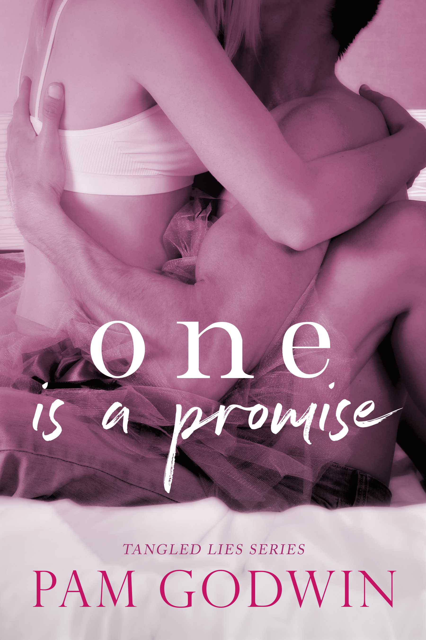 Blurb:   One promise.  One forever.  One look and I knew Cole was mine. My dark rebel in leather. My powerhouse of passion, devastating smiles, and impulsiveness.  When his job sends him overseas, he promises to return to me.  A promise that's destroyed in the most irrevocable way.  Two years later, an arrogant suit invades my heartbroken loneliness.  Clean-cut and stern, Trace is everything Cole wasn't.  At first, he's a job that will rescue my dance company. But as he intrudes on my life, our hostile relationship evolves.  He knows I'm still in love with Cole, but his dedication is my undoing.  Then a catastrophic moment changes everything.  Promises resurface.  Lies entangle.  And an impossible choice shatters my world.  I love two men, and I can only have one.  Buy Links:    Amazon  ~  Other retailers  ~  Goodreads
