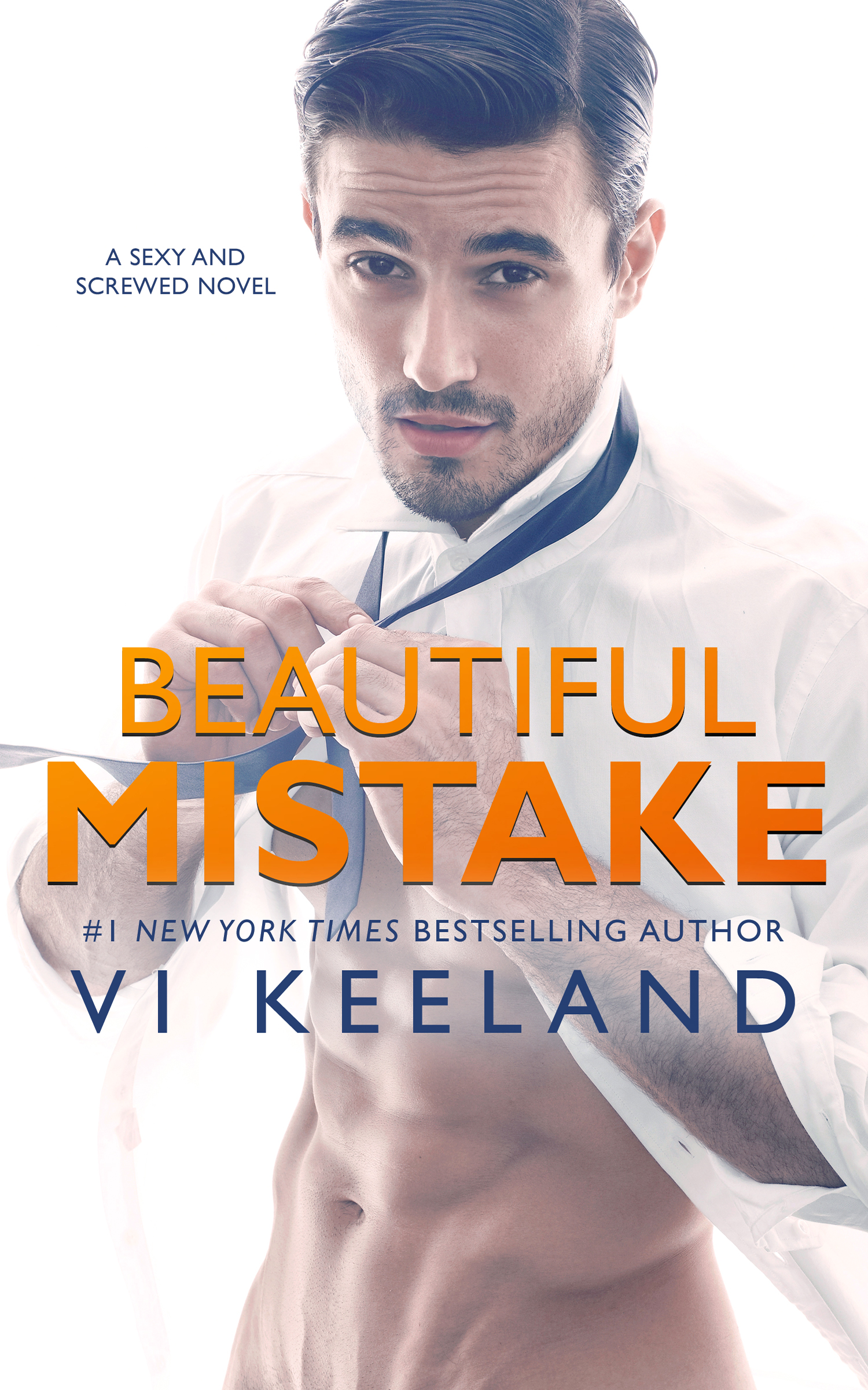 BEAUTIFUL MISTAKE      By Vi Keeland      RELEASING JULY 17TH    The first time I met Caine West was in a bar.  He noticed me looking his way and mistakenly read my scowling as checking him out.  When he attempted to talk to me, I set him straight—telling him what I thought of his lying, cheating, egomaniacal ass.  You see, the gorgeous jerk had wined and dined my best friend--smooth talking her into his bed, all along failing to mention that he was married.  He deserved every bit of my tongue-lashing and more for what he'd done.  Especially when that lazy smile graced his perfect face in response to my rant.  Only it turned out, the man I'd just told off wasn't the right guy.   Oops. My mistake.    Embarrassed, I slunk out without an apology.  I was never going to see the handsome stranger again anyway, right?  That's what I thought…until I walked into class the next morning.  Well, hello  Professor West , I'm your new teaching assistant.  I'll be working under you…figuratively speaking.  Although the literal interpretation might not be such a bad thing—working <em>under</em> Professor West.   This was going to be interesting…