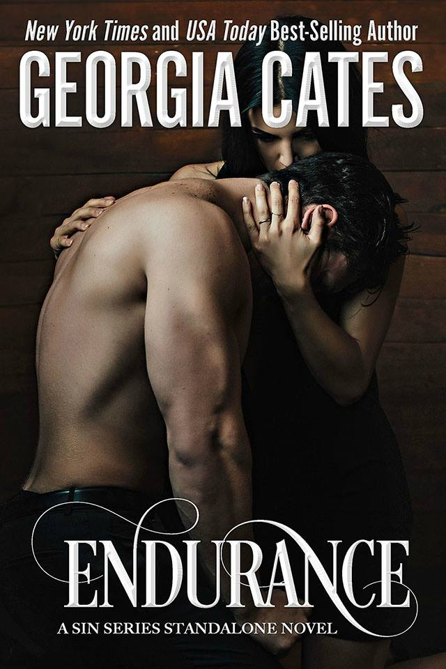 Endurance – A Sin Series Standalone    Amazon US  ~ Amazon UK   Amazon CA  ~ Amazon AU