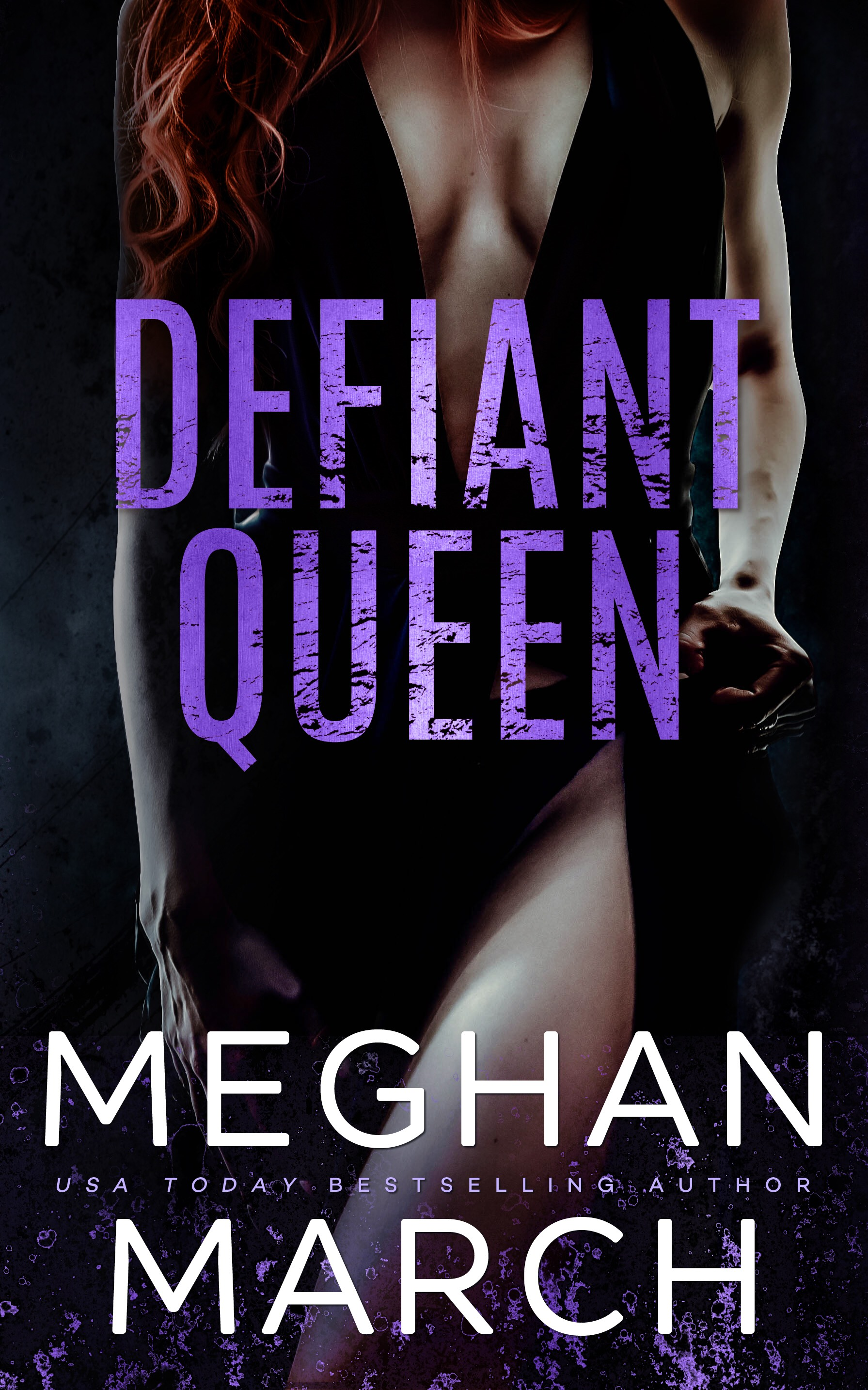The Mount Trilogy continues with  Defiant Queen ...   I'm his entertainment. His toy. Payment on a debt. I tell myself I hate him, but every time he walks into the room, my body betrays me. How can I want him and fear him in the same moment? They told me he'd mess with my head. Make it go to war with my body. But I didn't realize it would be complete anarchy. I should've known better. When Mount's involved, there are no rules. I will not surrender. I will not show weakness. I'll stand my ground and make it out of this bargain with my heart and soul intact. But he has other plans . . .    Defiant Queen is the second book of the Mount Trilogy. Mount and Keira's story concludes in  Sinful Empire  .    Goodreads    ⇢ Amazon US  ⇢   Amazon UK ⇢   Amazon AU  ⇢     iBooks  ⇢    B&N  ⇢    Kobo