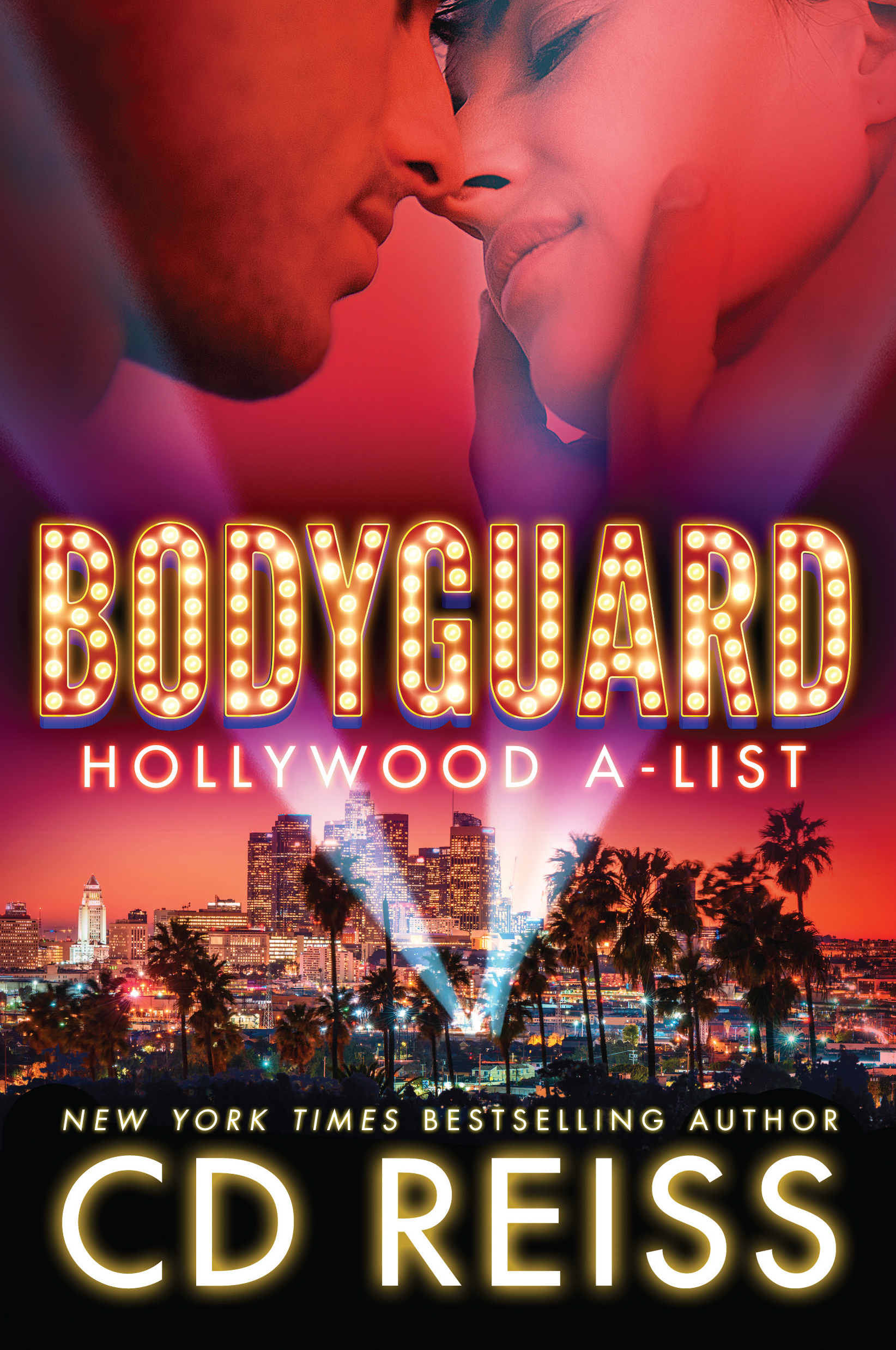 Protecting a celebrity in Hollywood isn't easy, but protecting Emily could break his heart.    As a world-class dancer at the height of her career, Emily enjoys all the perks of fame—the parties, the glamour, the tours—but they've also attracted the attention of a dangerous ex-boyfriend hell-bent on getting her back.    Enter Carter Kincaid, a bodyguard so crushingly sexy he takes her breath away.    Carter's the best in the business, and Emily is—professionally speaking—off-limits. But when it comes to stirring his desires, she's making all the right moves. What's happening between them is so hot it could get both of them burned. As Emily's past gets closer, Carter is willing to break every rule of the job to save her. But letting Emily into his life also means letting her in on the secrets of his own past. For these two, falling in love could be the greatest risk of all.Add to  GoodReads       Read today!   Amazon US ~   Amazon UK  ~   Amazon CA  ~   Amazon AU