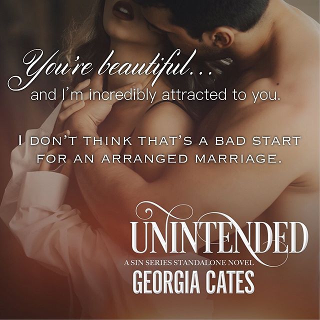 Unintended by @authorgeorgiacates is #FREE for a limited time only. You're going to fall in love with Kieran & Westlyn. #sale #georgiacates #sinseries #unintended #mustread #bookbloggers #whitehotreads