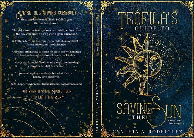Happy release day @thecynrodriguez!! 🌞🌚🌞🌚🌞🌚🌞🌚🌞🌚🌞🌚 Teófila's Guide to Saving the Sun is live!  #bookaddict #bookstagram #newrelease #amazon #bloggersofinstagram #bookblogger #bookish #authorsofinstagram #authorlove #reading