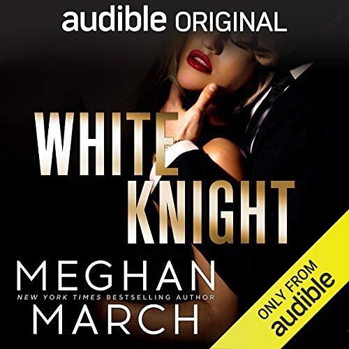 Eeeeeek!  Look what just landed in my audible account 😘😘 #bookblogger #audible #audiobooks #whiteknight #meghanmarch #audioarc
