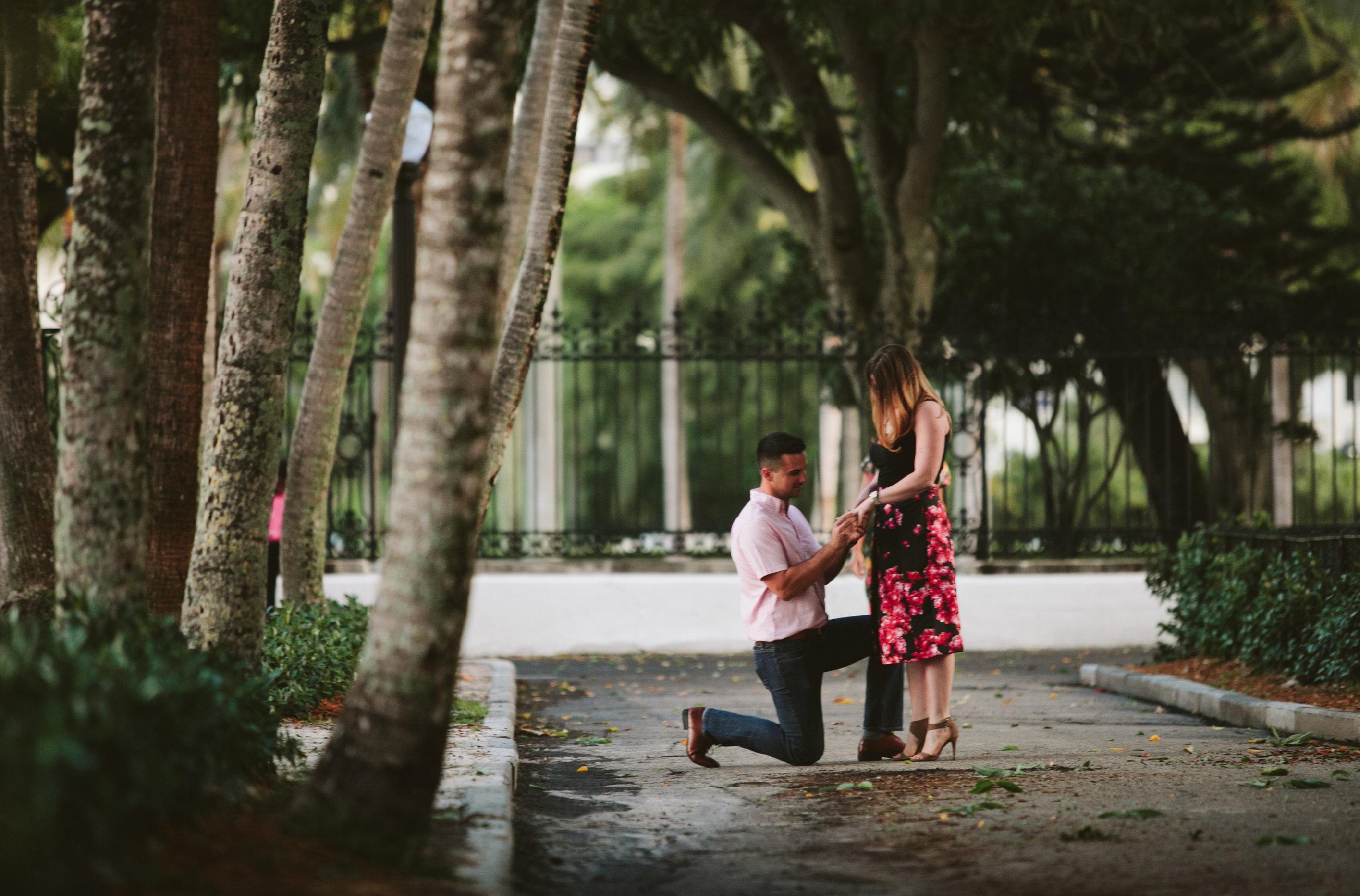 Ida + Danny Surprise Proposal Engagement Shoot at Flagler Museum Palm Beach2.jpg