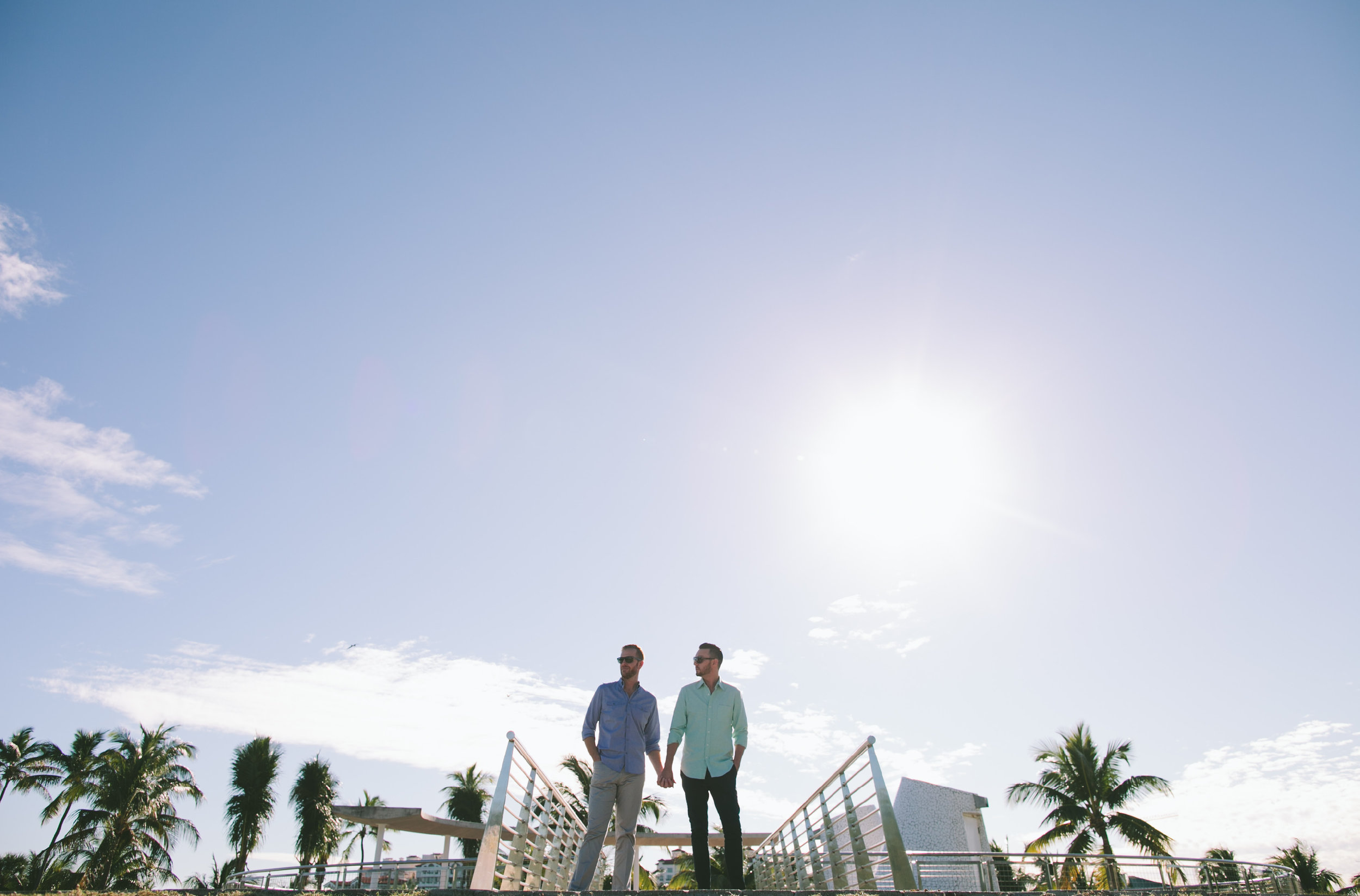 Josh + Craig South Pointe Park Miami Engagement Shoot3.jpg