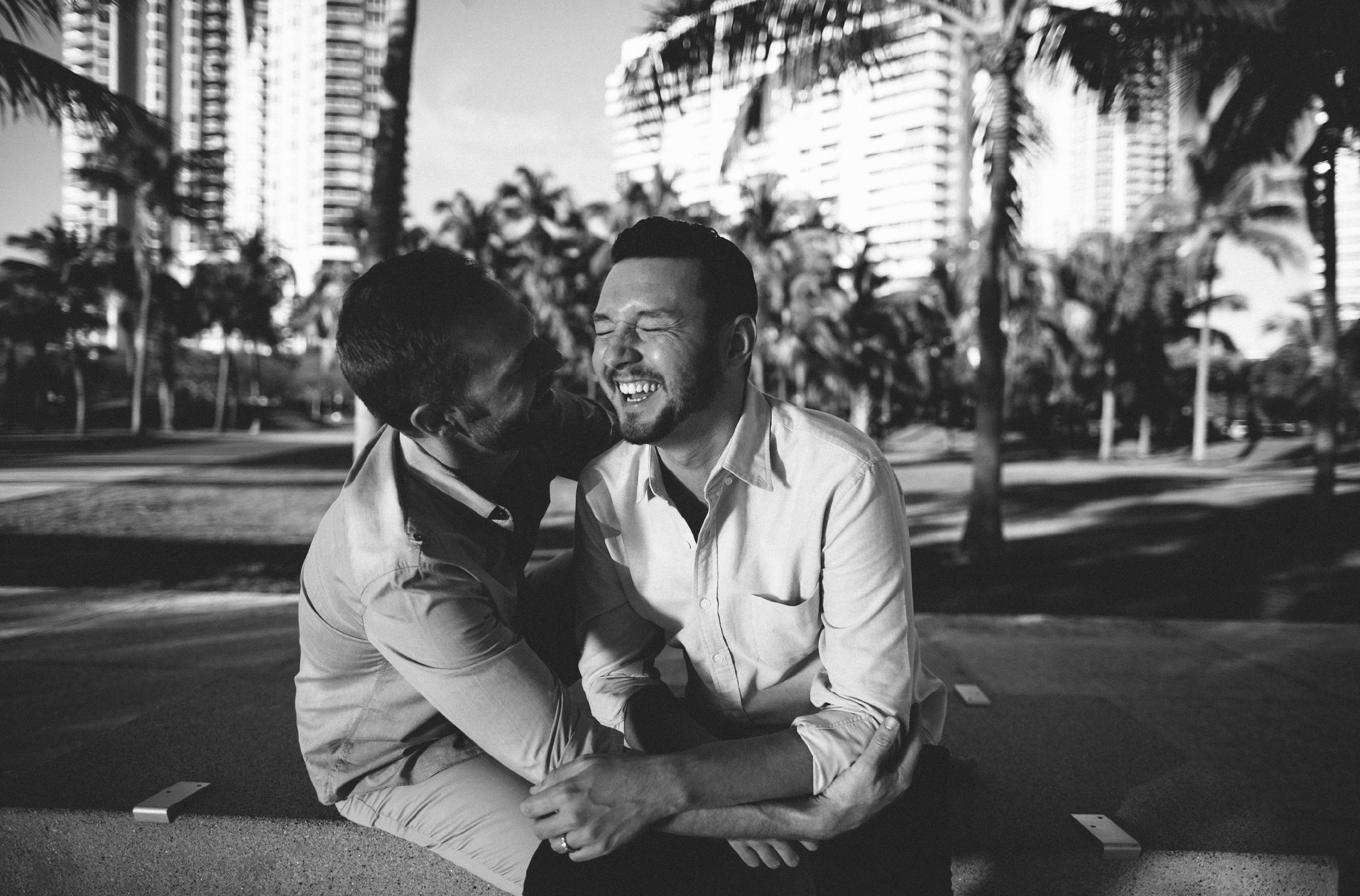 Josh + Craig South Pointe Park Miami Engagement Shoot22.jpg