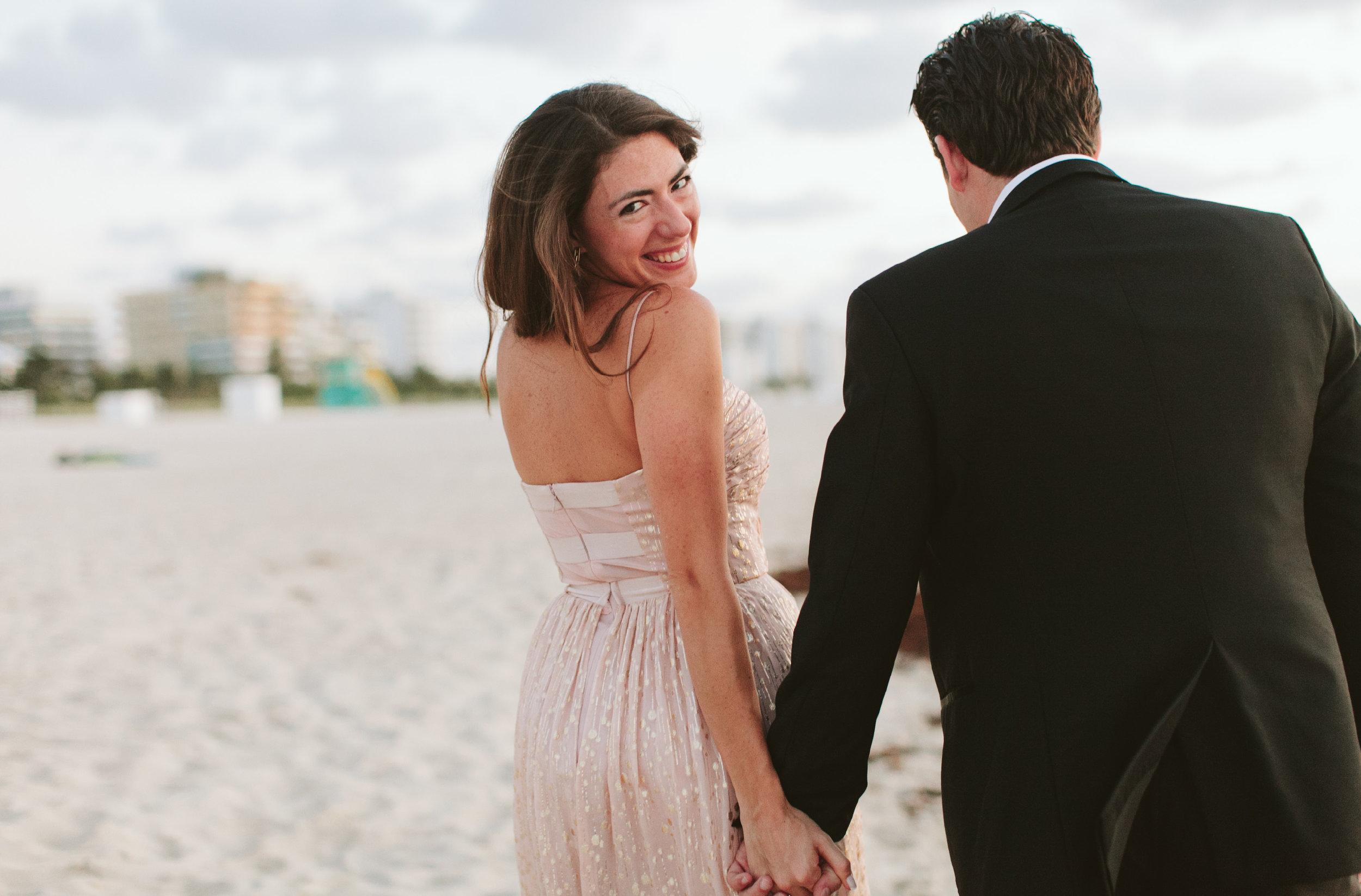 Meli + Mike South Pointe Park South Beach Miami Engagement Shoot14.jpg