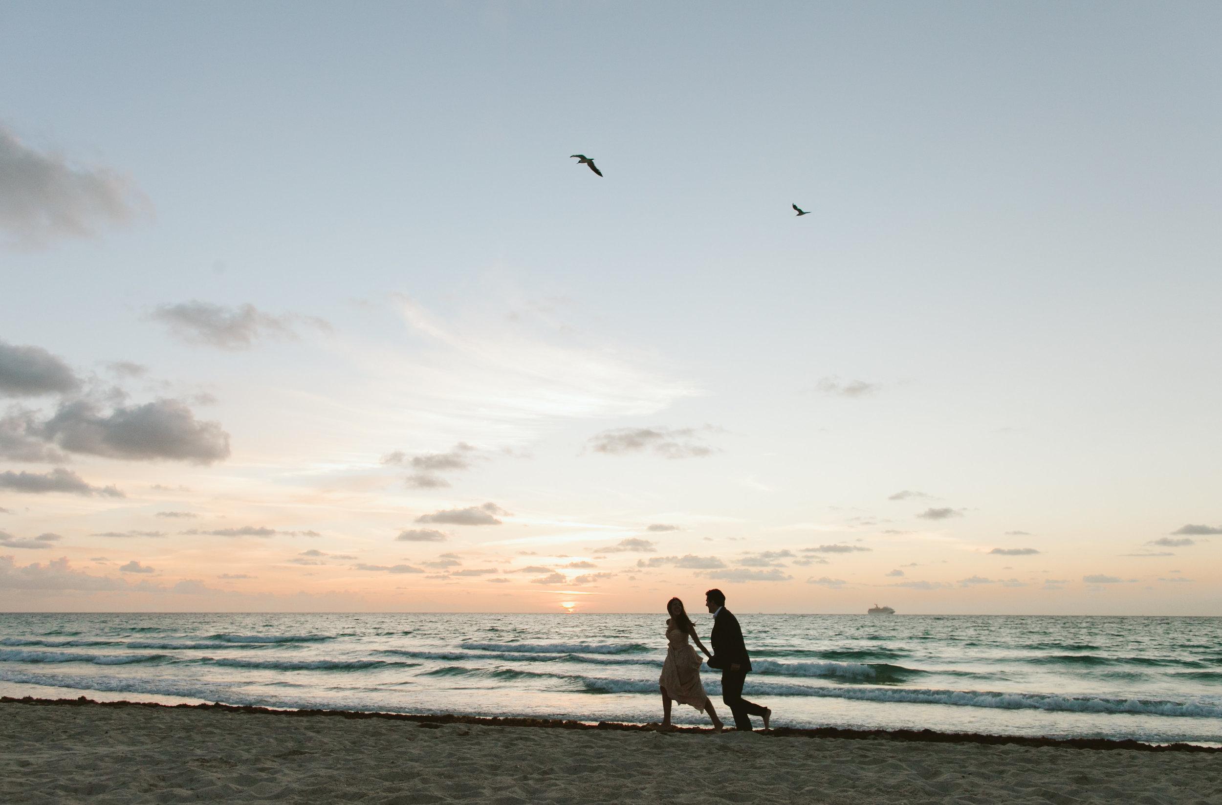 Meli + Mike South Pointe Park South Beach Miami Engagement Shoot15.jpg