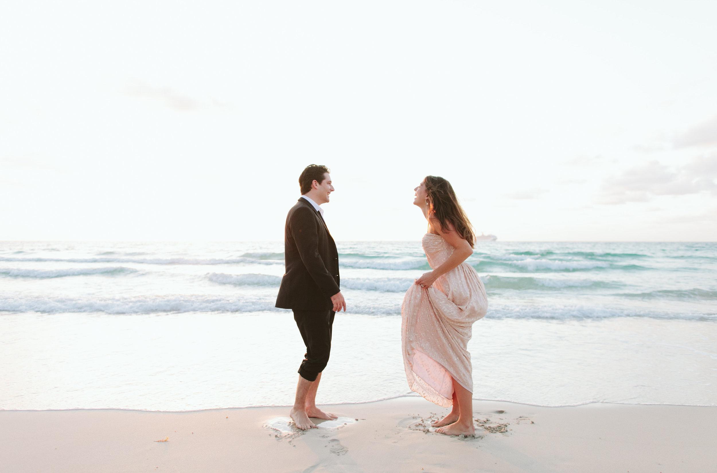 Meli + Mike South Pointe Park South Beach Miami Engagement Shoot18.jpg