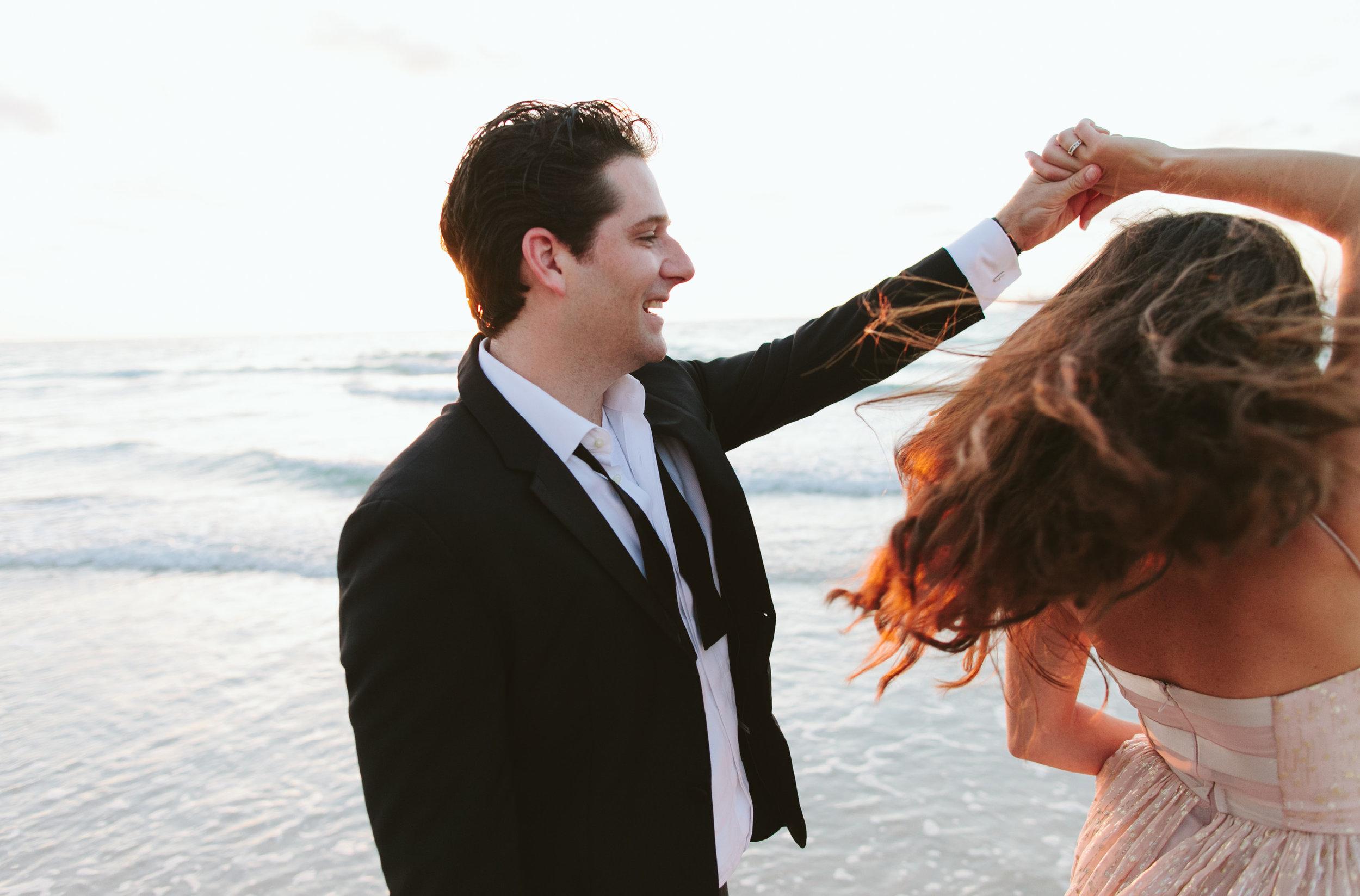 Meli + Mike South Pointe Park South Beach Miami Engagement Shoot20.jpg