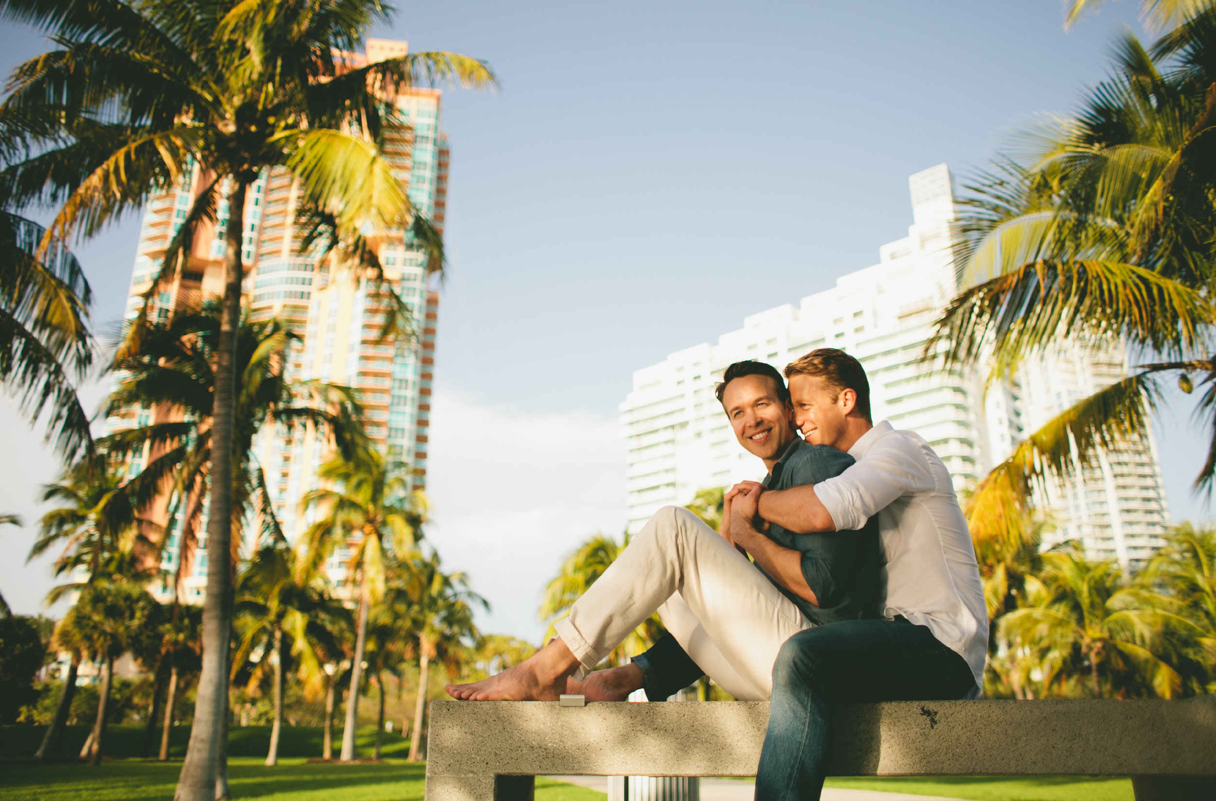 South Beach Miami Engagement photos at South Pointe Park 19.jpg