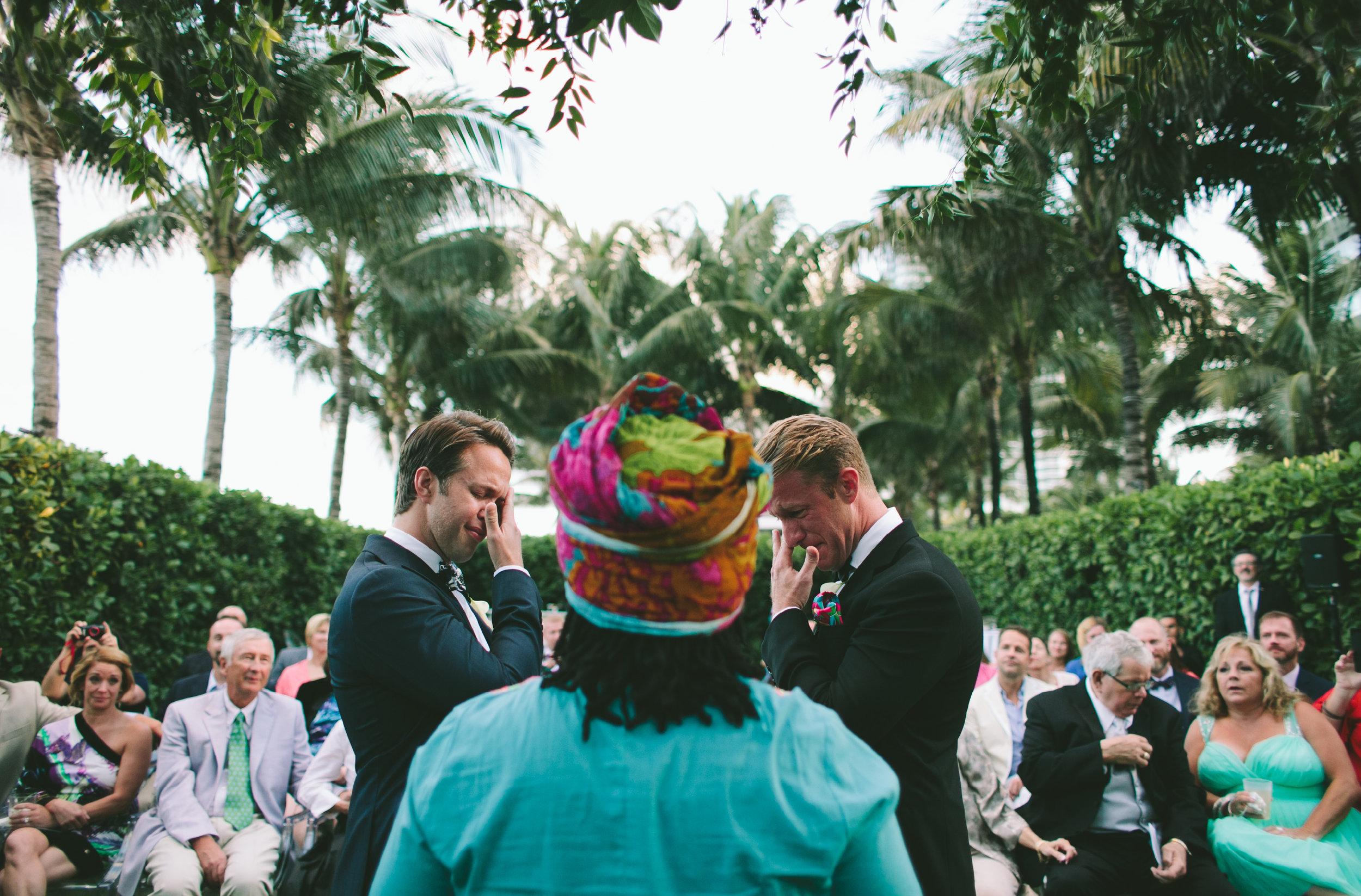 Modern Garden Wedding at the W South Beach Miami37.jpg