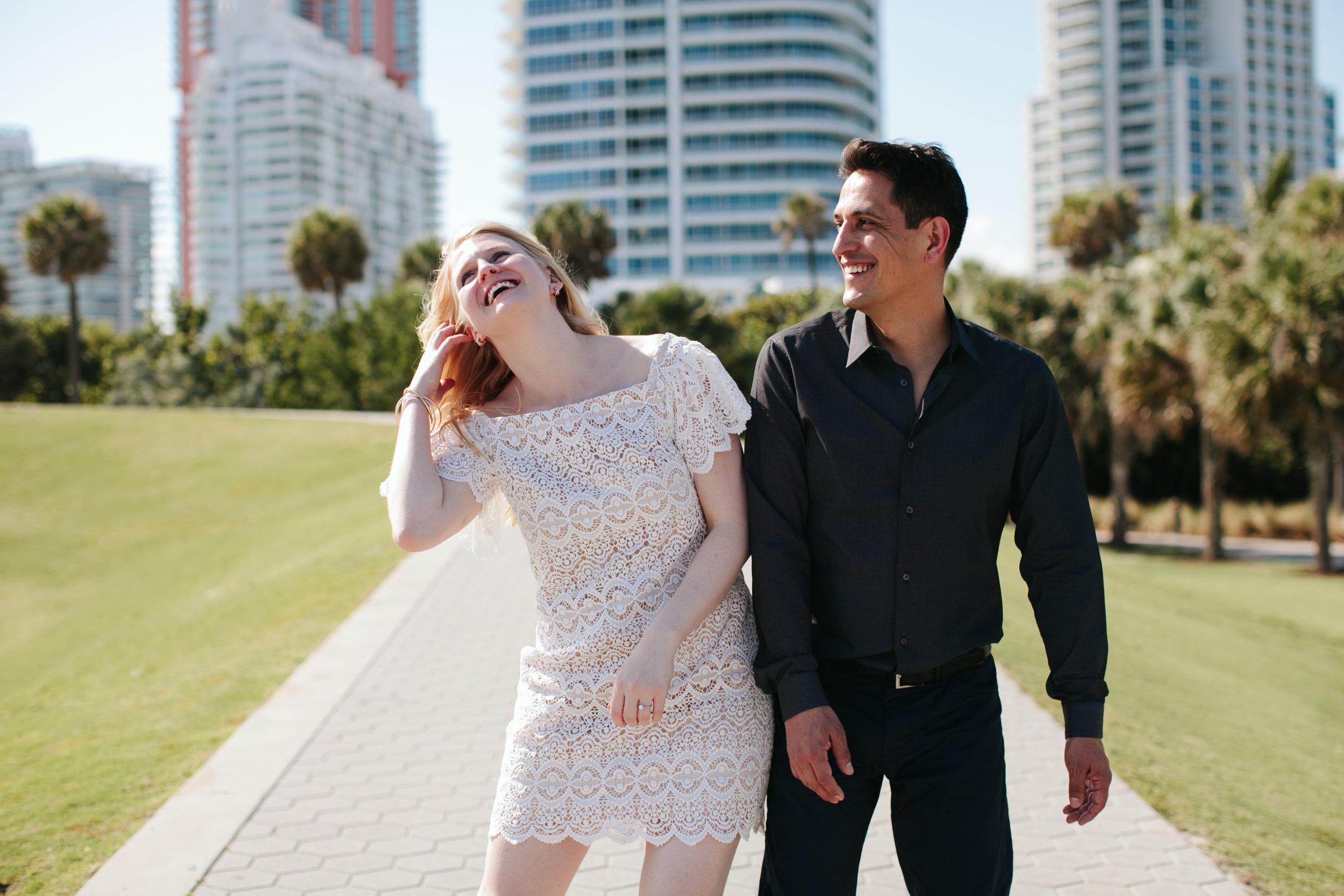 Miami Beach Engagement at South Pointe Park (18).jpg