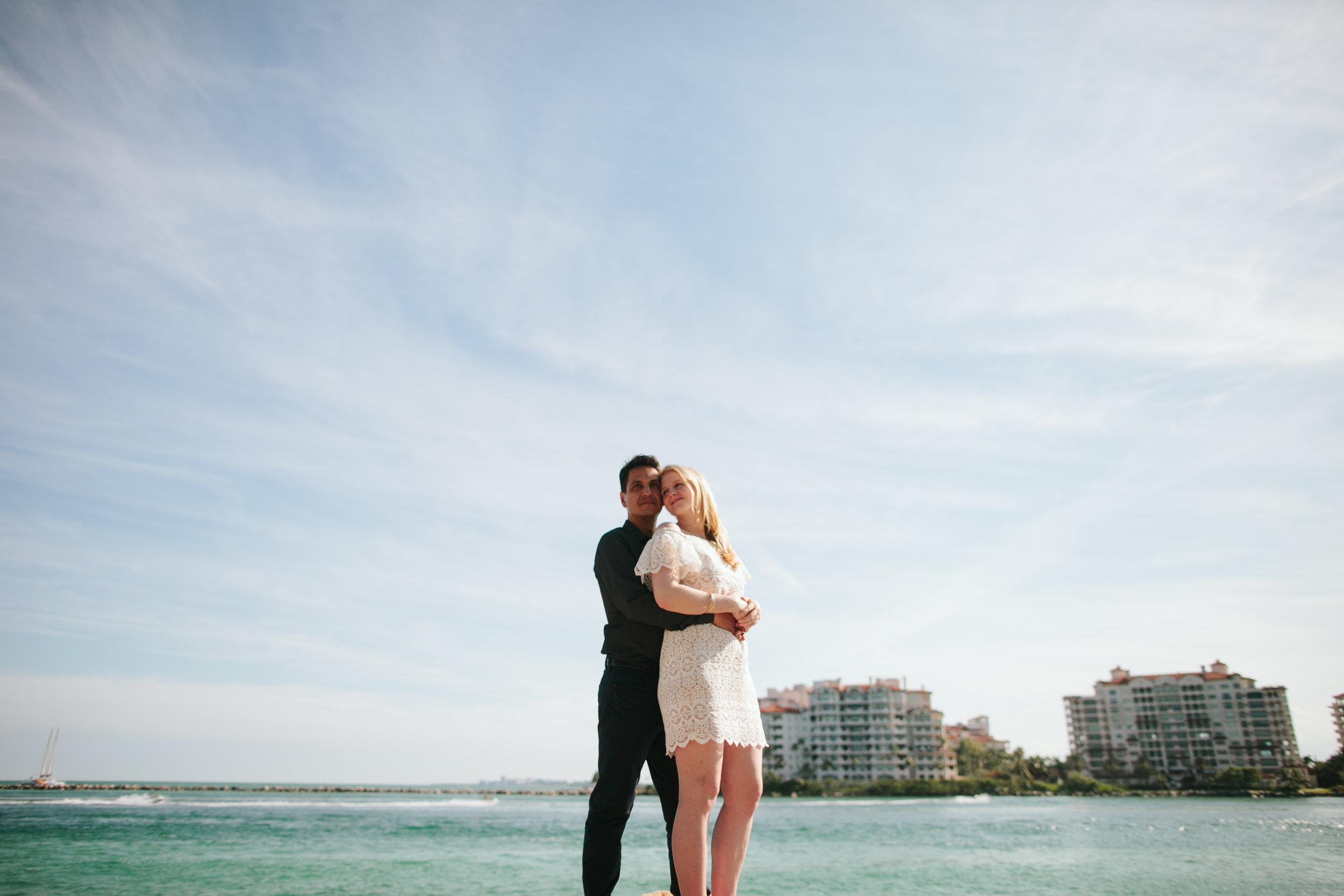 Miami Beach Engagement at South Pointe Park (23).jpg