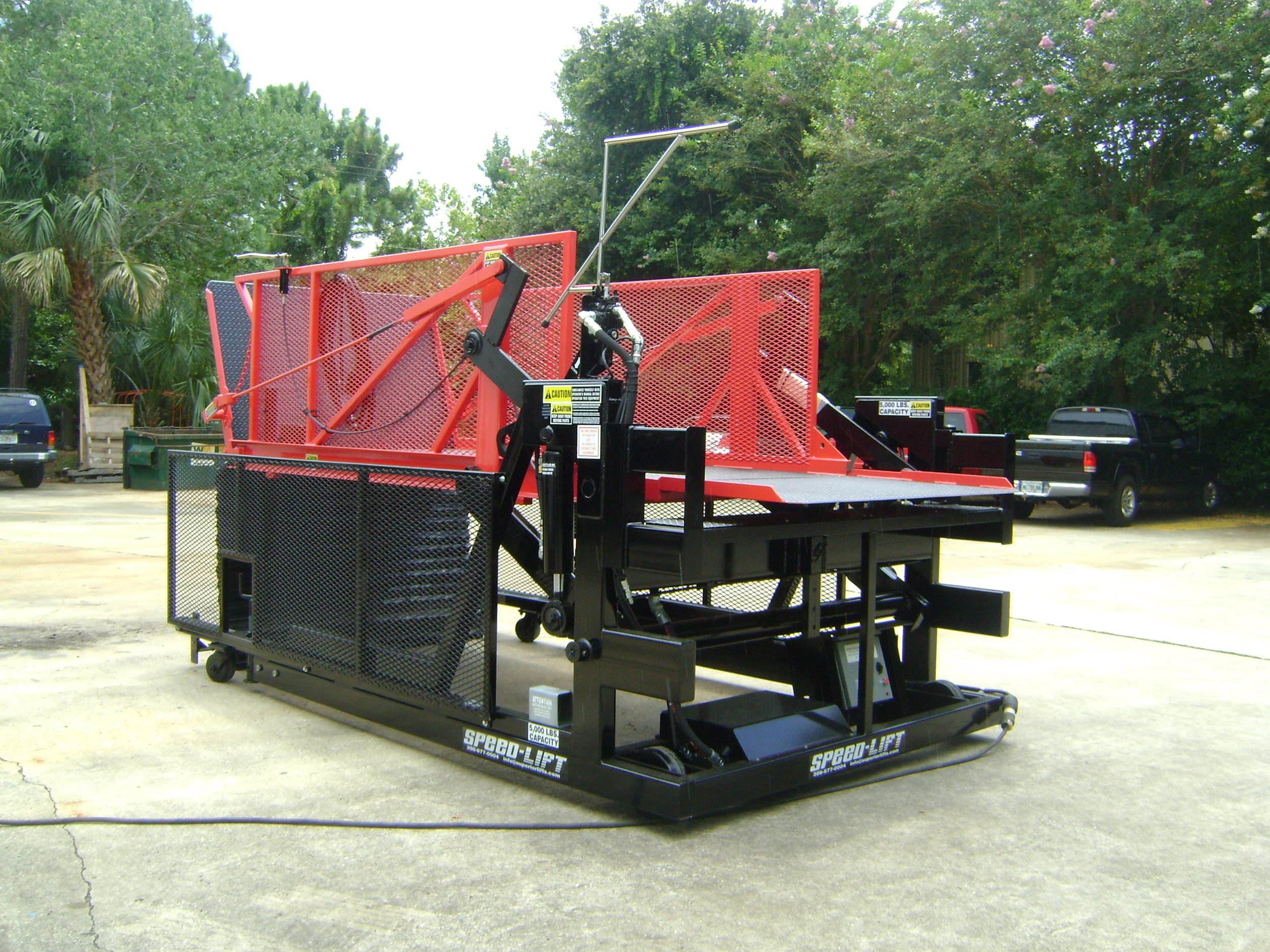 Raised with SFE and AFC-truck-approach end.JPG.JPG