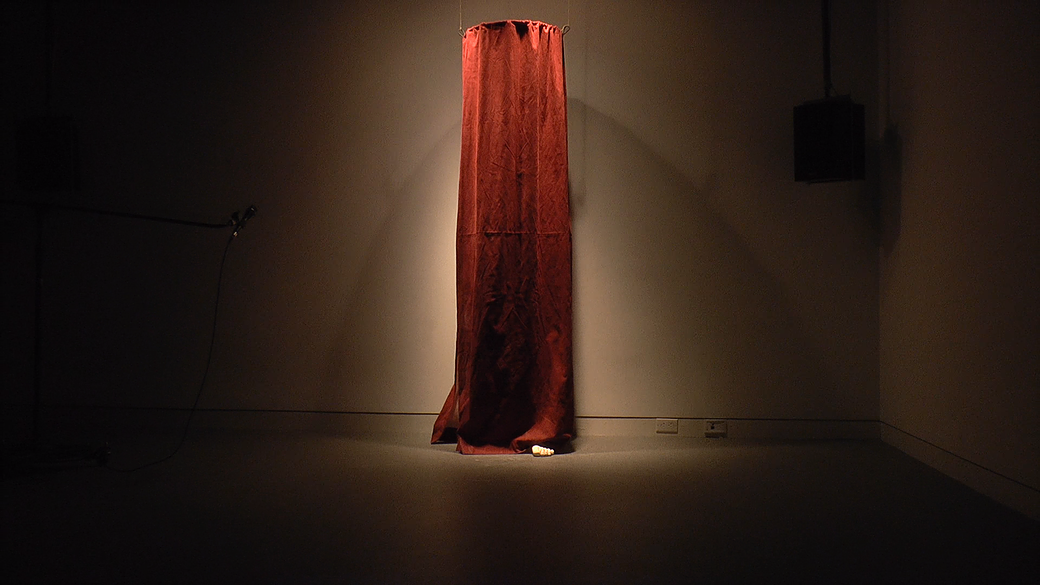With Curtains
