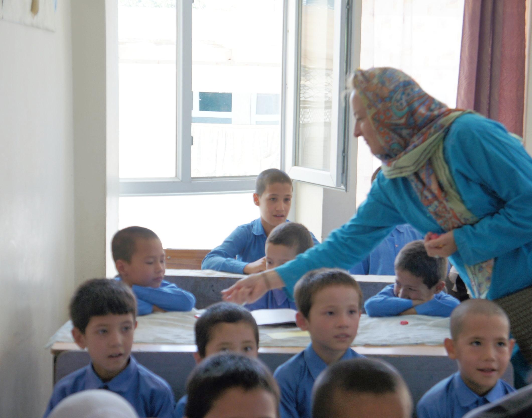 Jaweed - #3006 | MaleAge When Starting School: 9