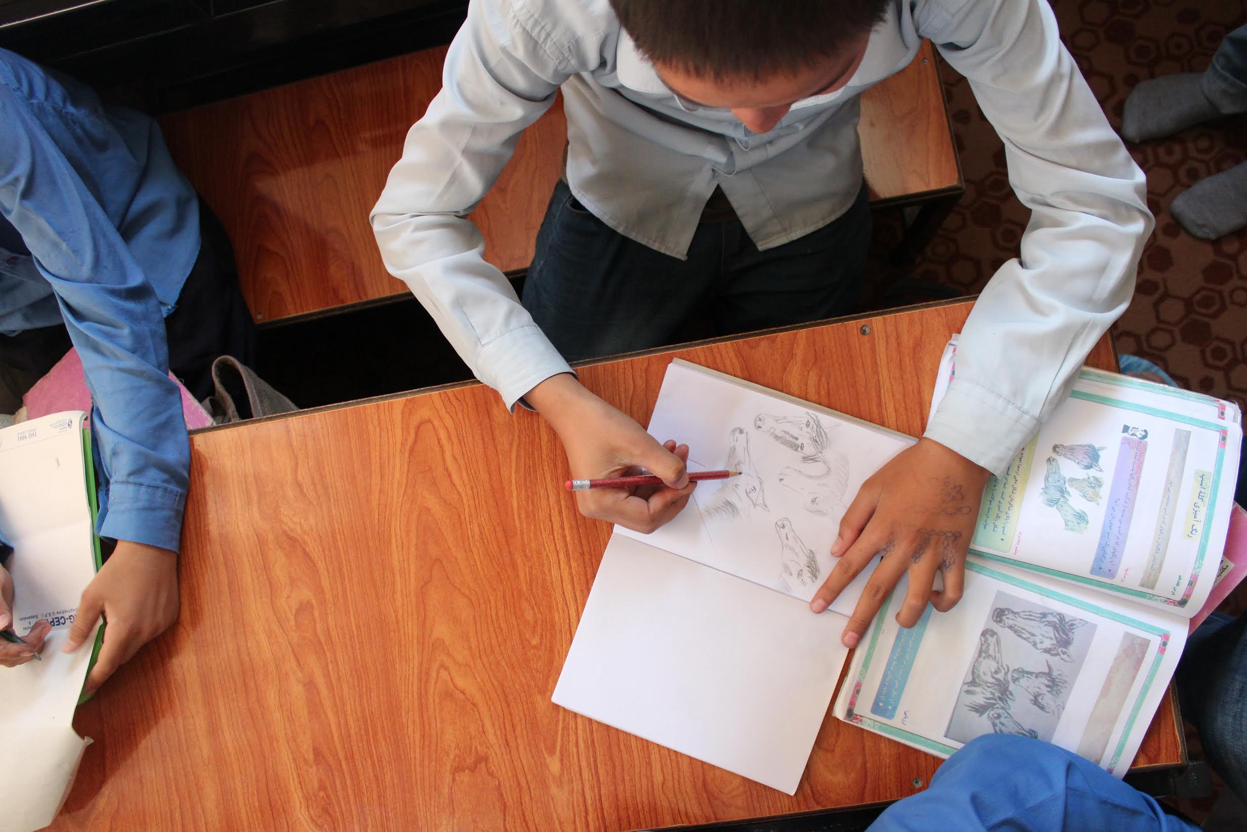 Nazanin - #3022 | FemaleAge When Starting School: 8