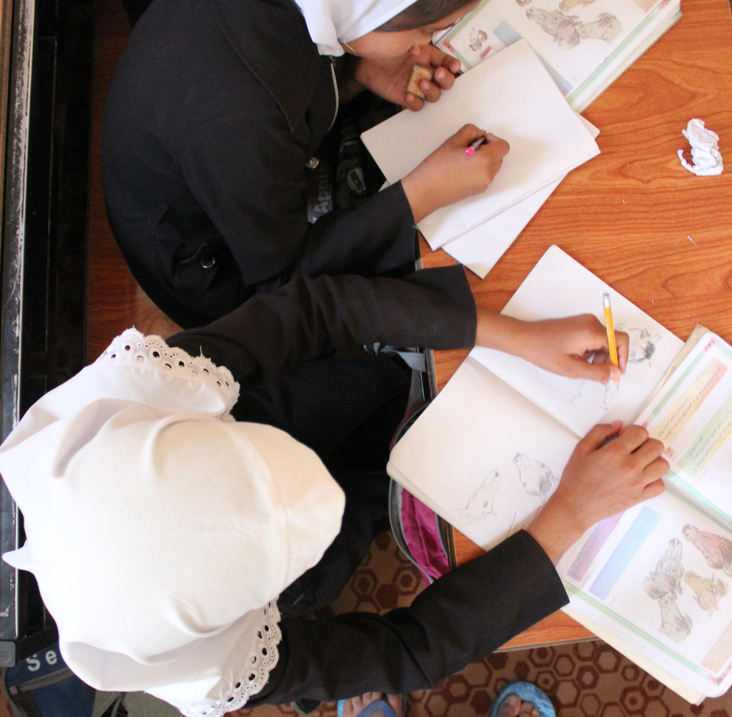 Razia - #3030 | FemaleAge When Starting School: 9