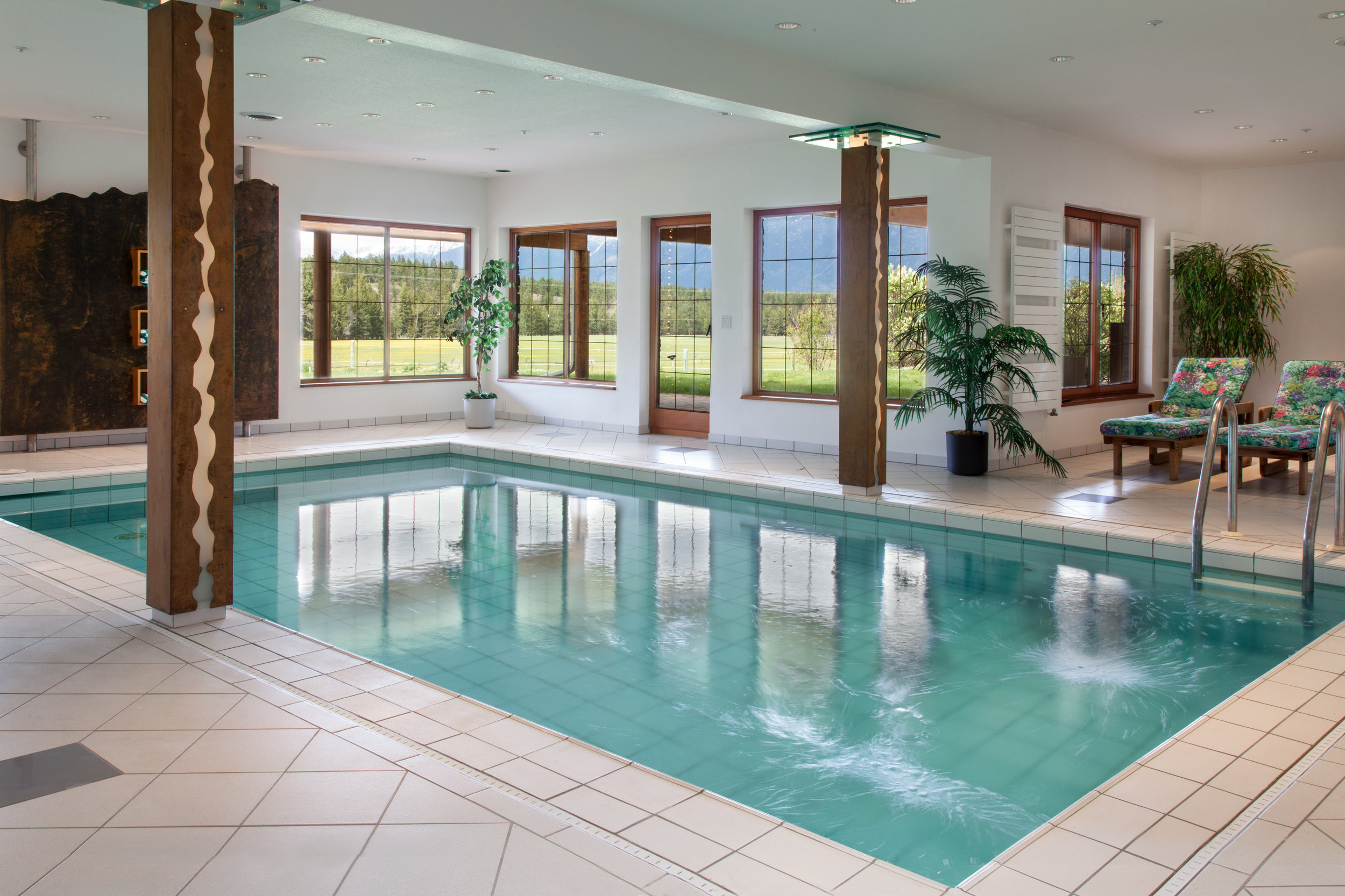 Creekside Villa Indoor Pool