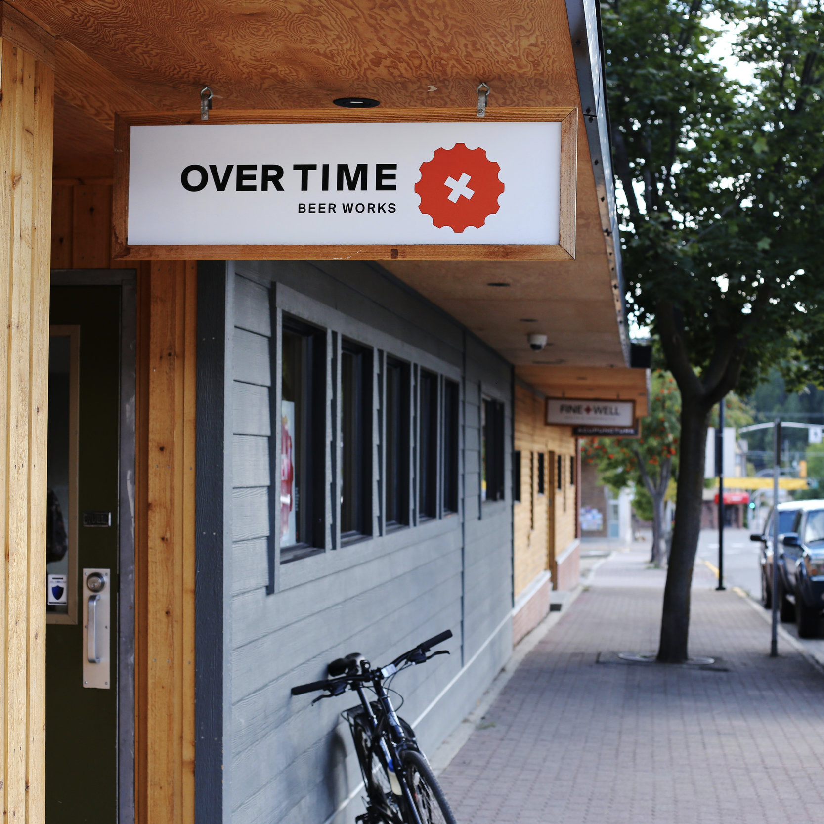 Photo from  BCAleTrail.ca  | Overtime Beer Works