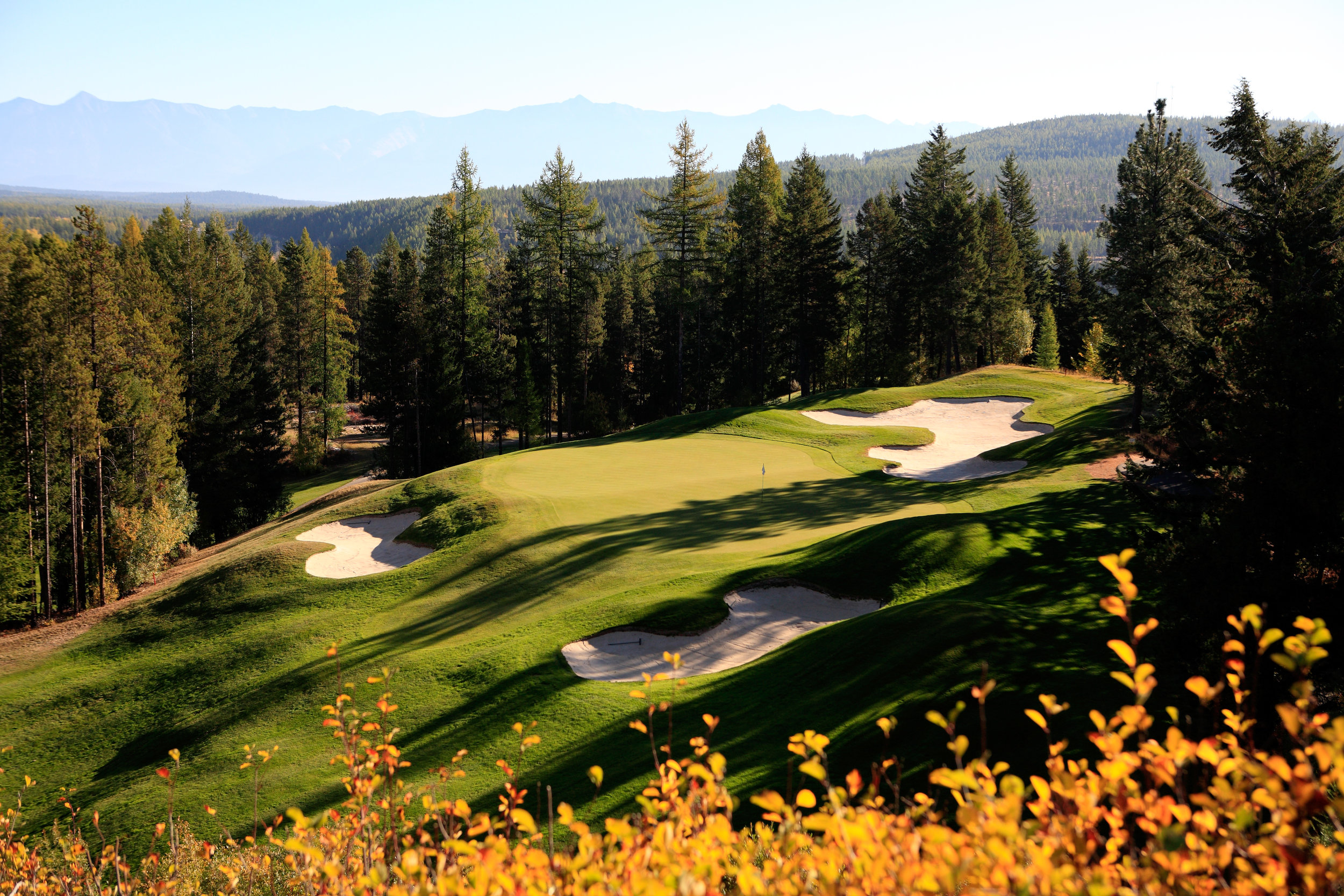 Photographer:  Don Weixl   Location:  Trickle Creek Golf Resort, Kimberley