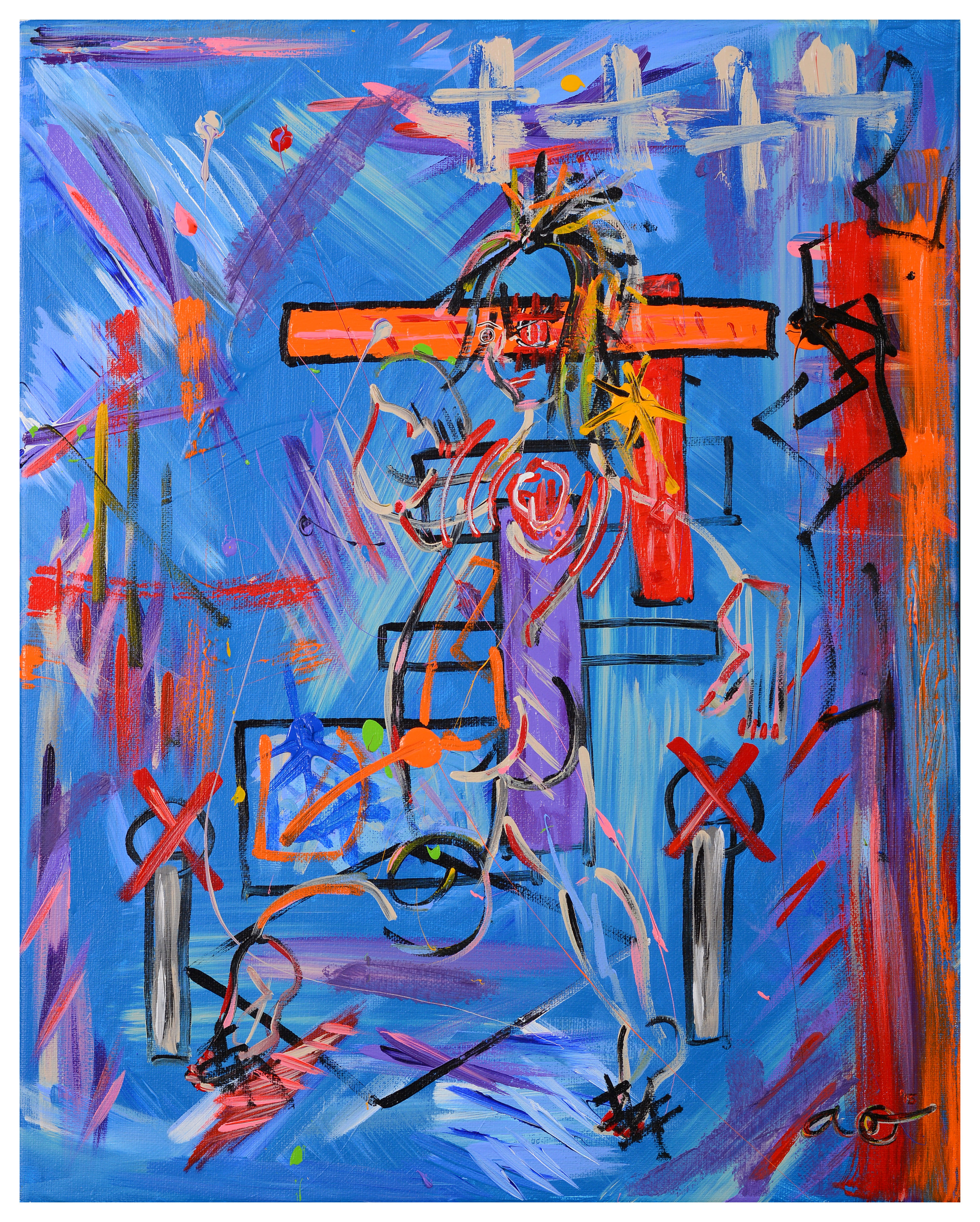 Untitled XVIII (Nude Descending Staircase)