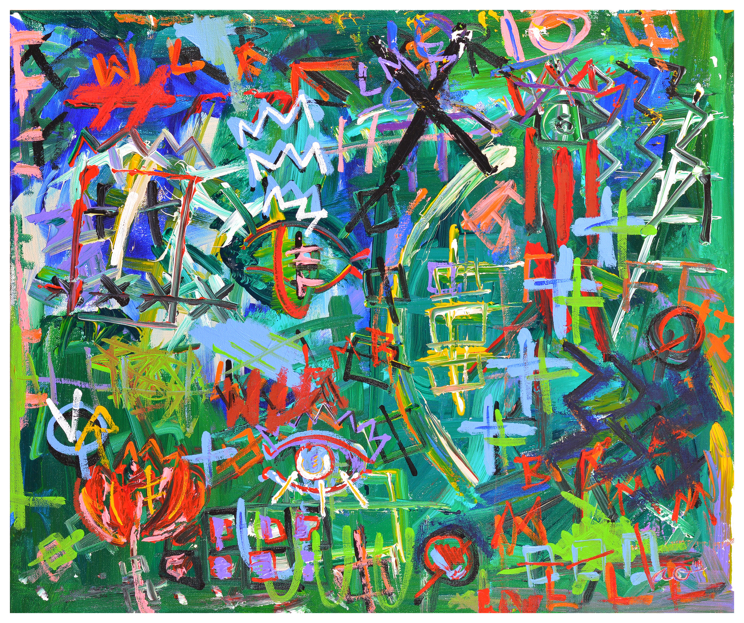 Untitled XX (WLF)