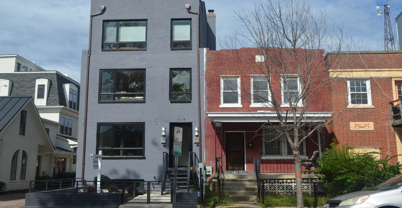 Columbia Heights, NW, Washington D.C | Acquisition Loan | $380,000