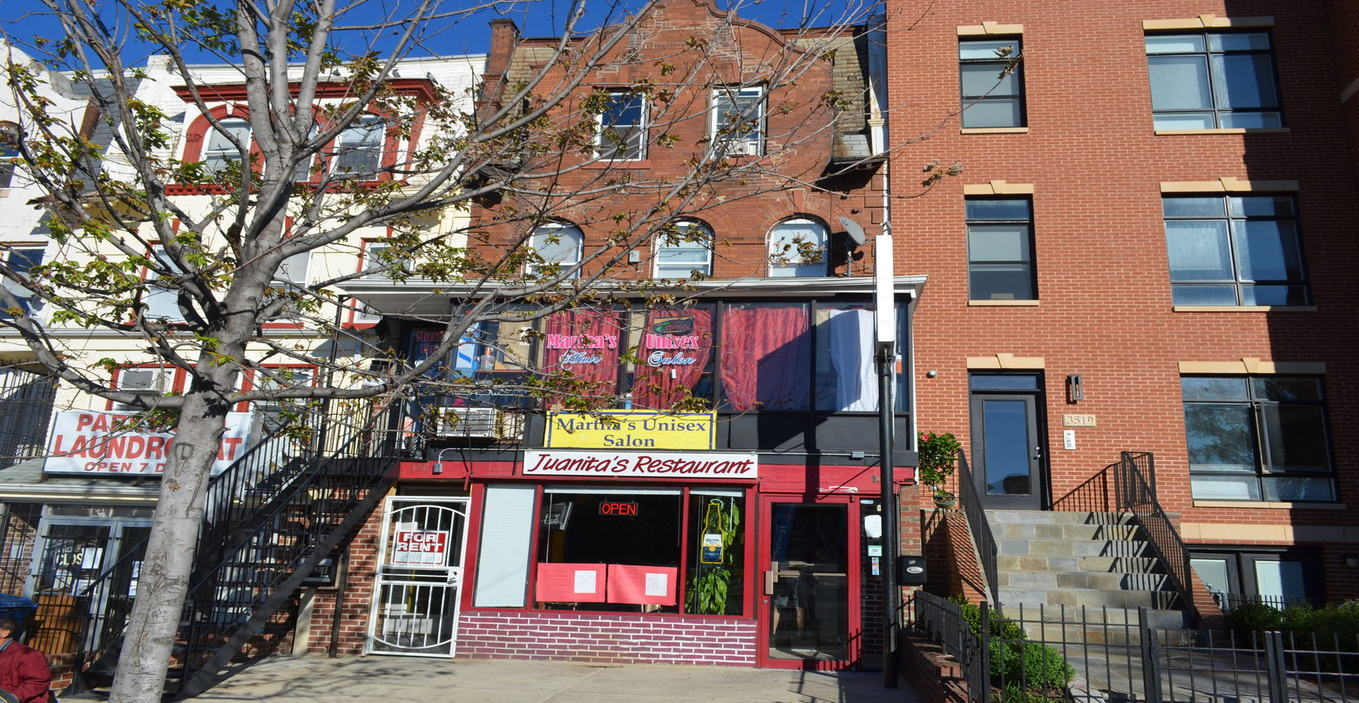 Columbia Heights, NW D.C | Acquisition Loan | $450,000