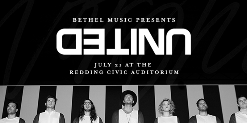 hillsong united redding civic