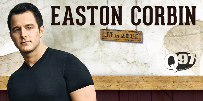 Easton Corbin Redding Civic