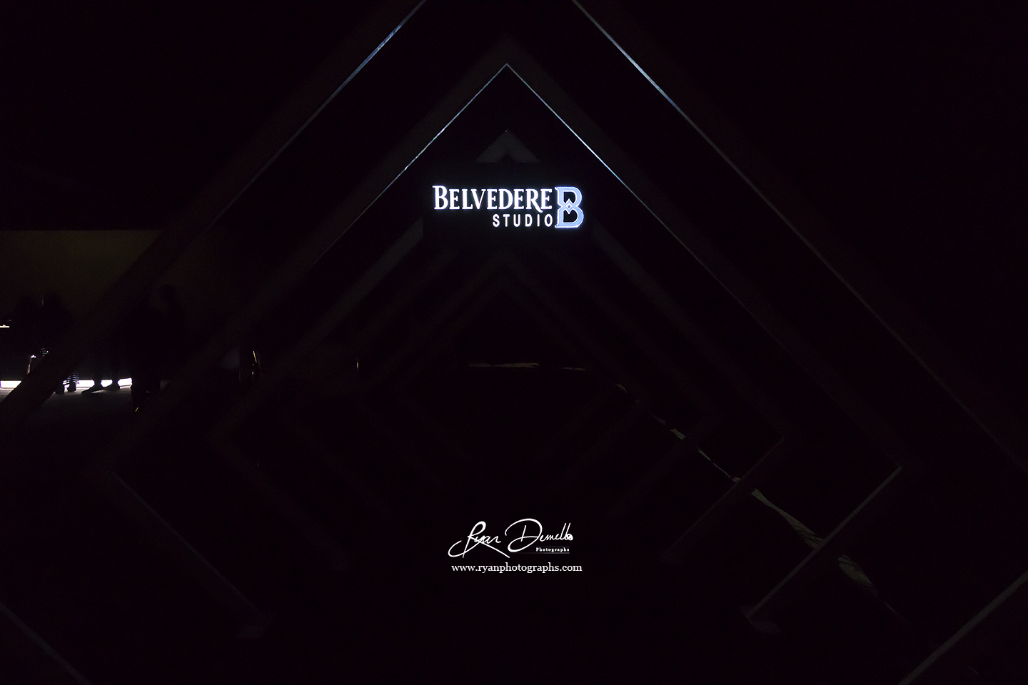 Belvedere Studio B Launch Party