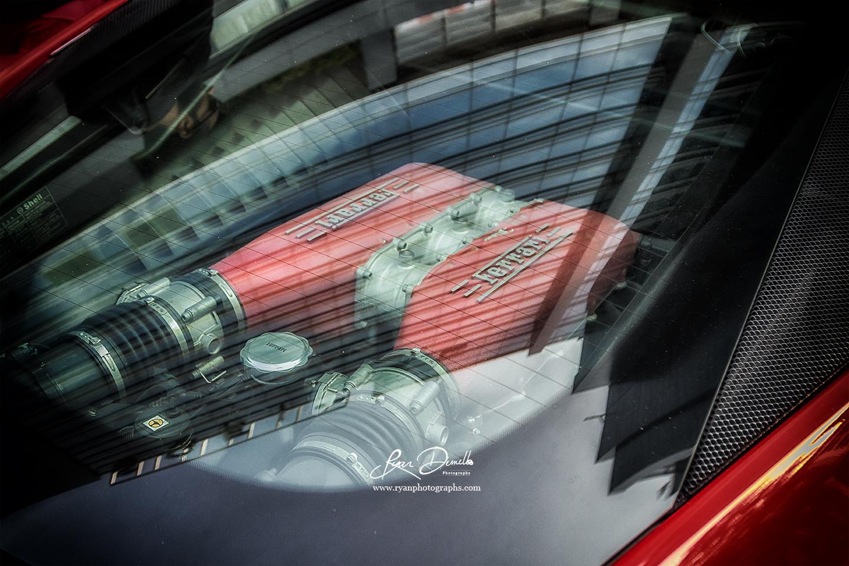 Ferrari 70th Anniversary Rally, Mumbai