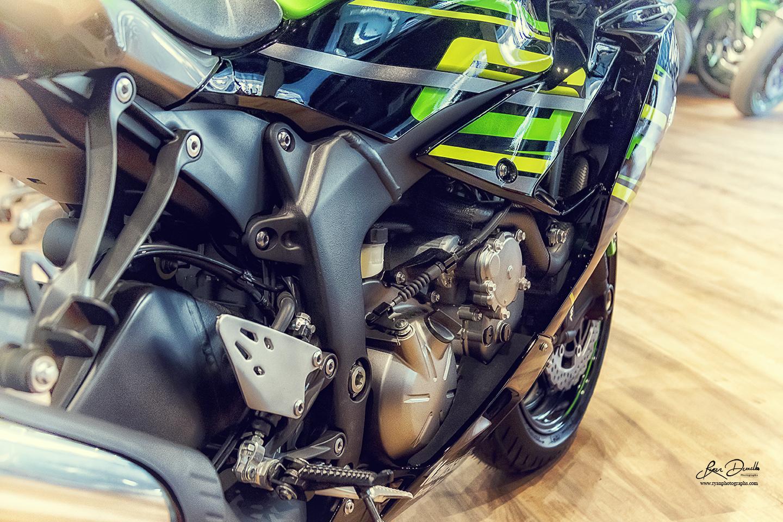 Kawasaki Ninja ZX6R 2019