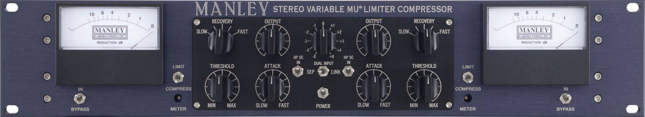 STEREO VARIABLE MU