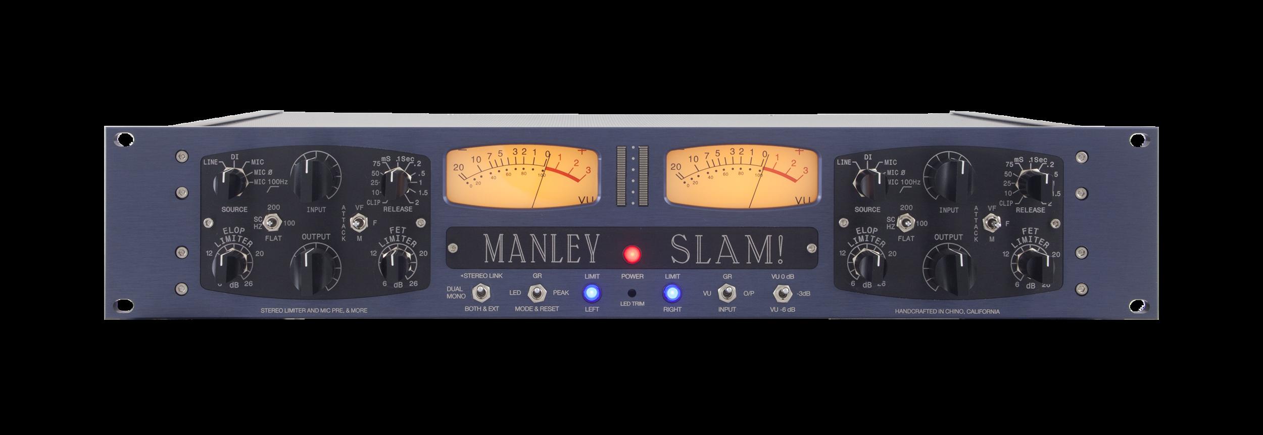 Manley SLAM image1