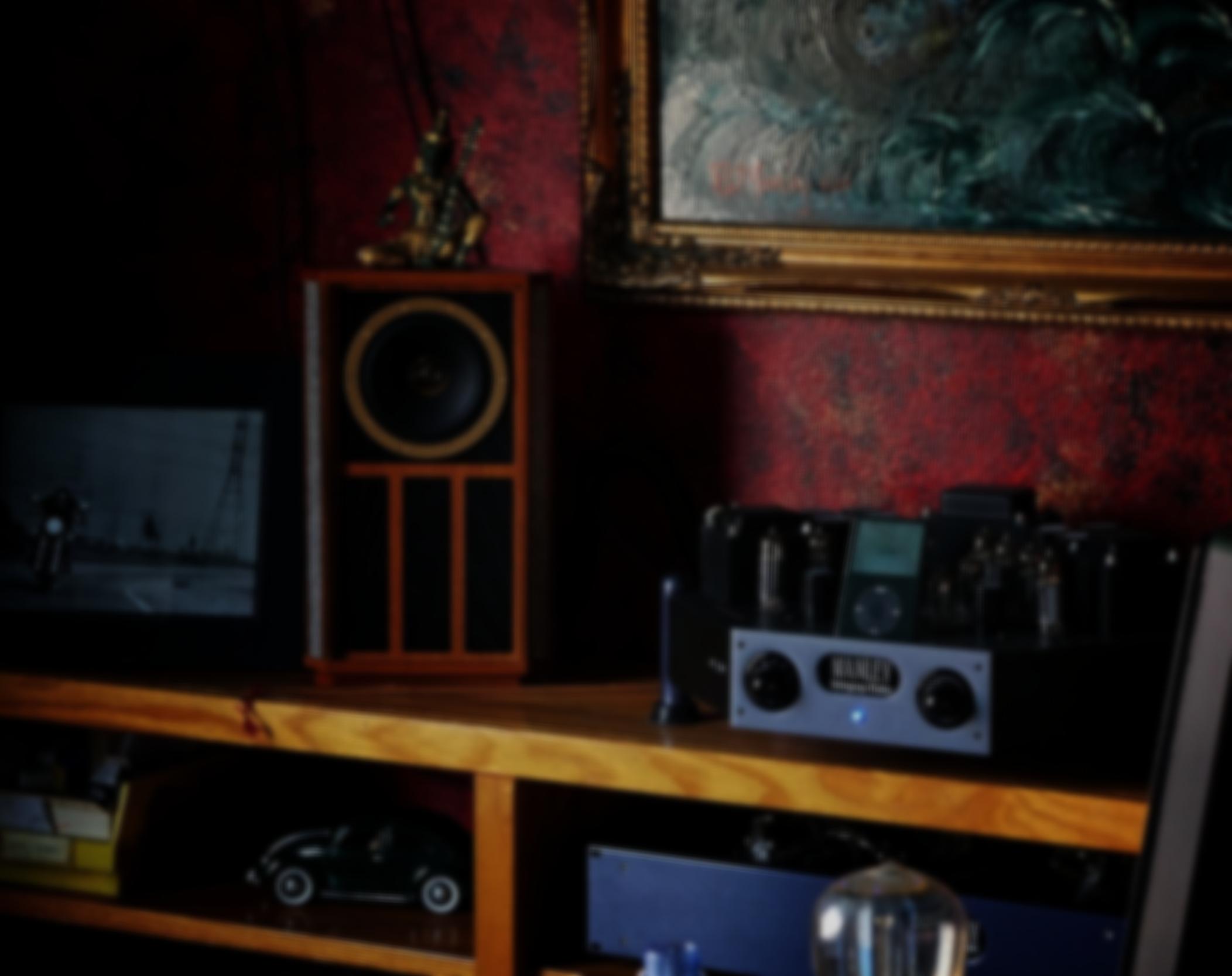 Manley Stingray® iTube® Stereo Integrated Amplifier — Manley