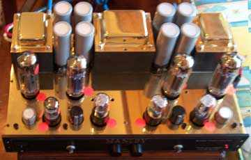 100/100 Integrated Amplifier — Manley Laboratories, Inc