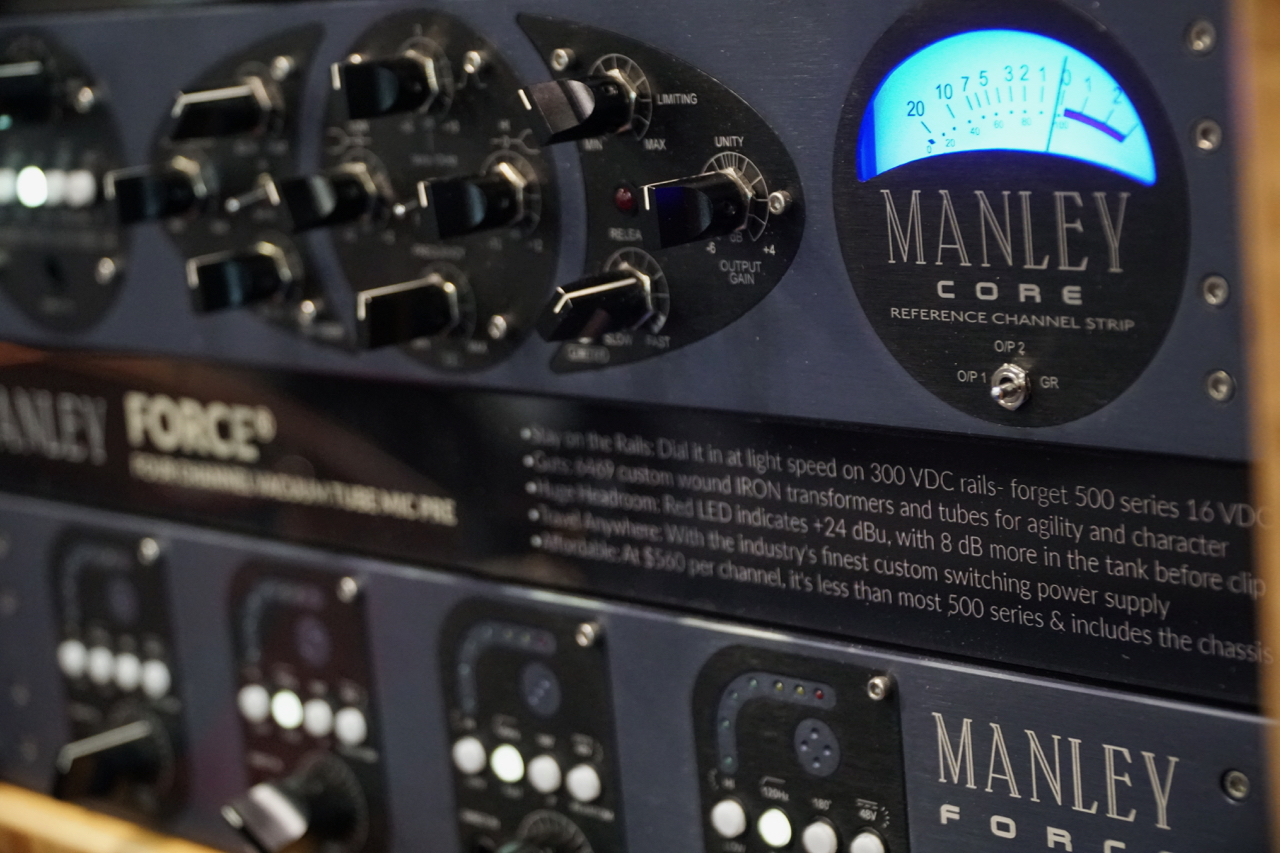 AES NYC 2018 Show Photos — Manley Laboratories, Inc
